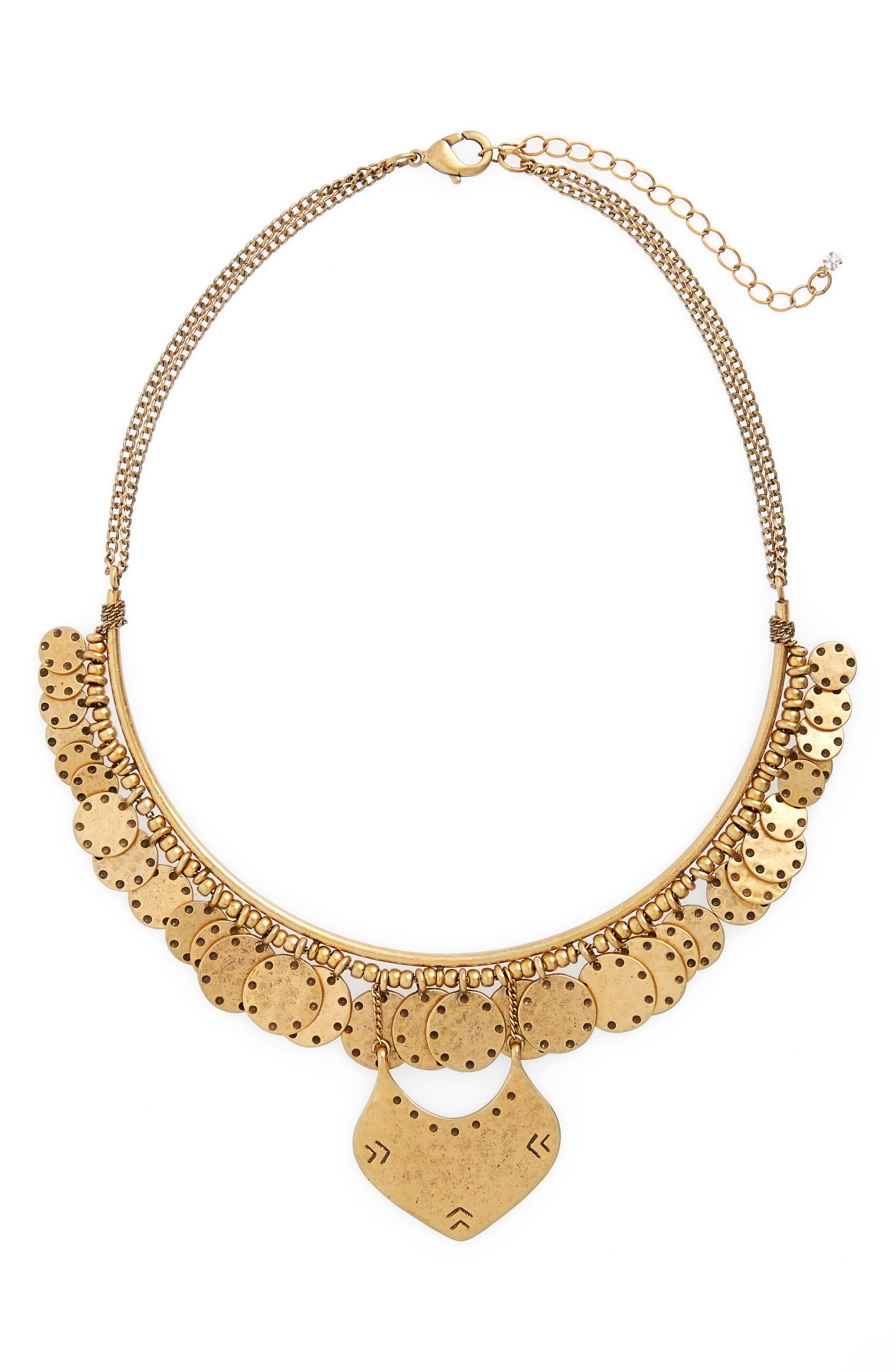 Treasure & Bond Frontal Necklace
