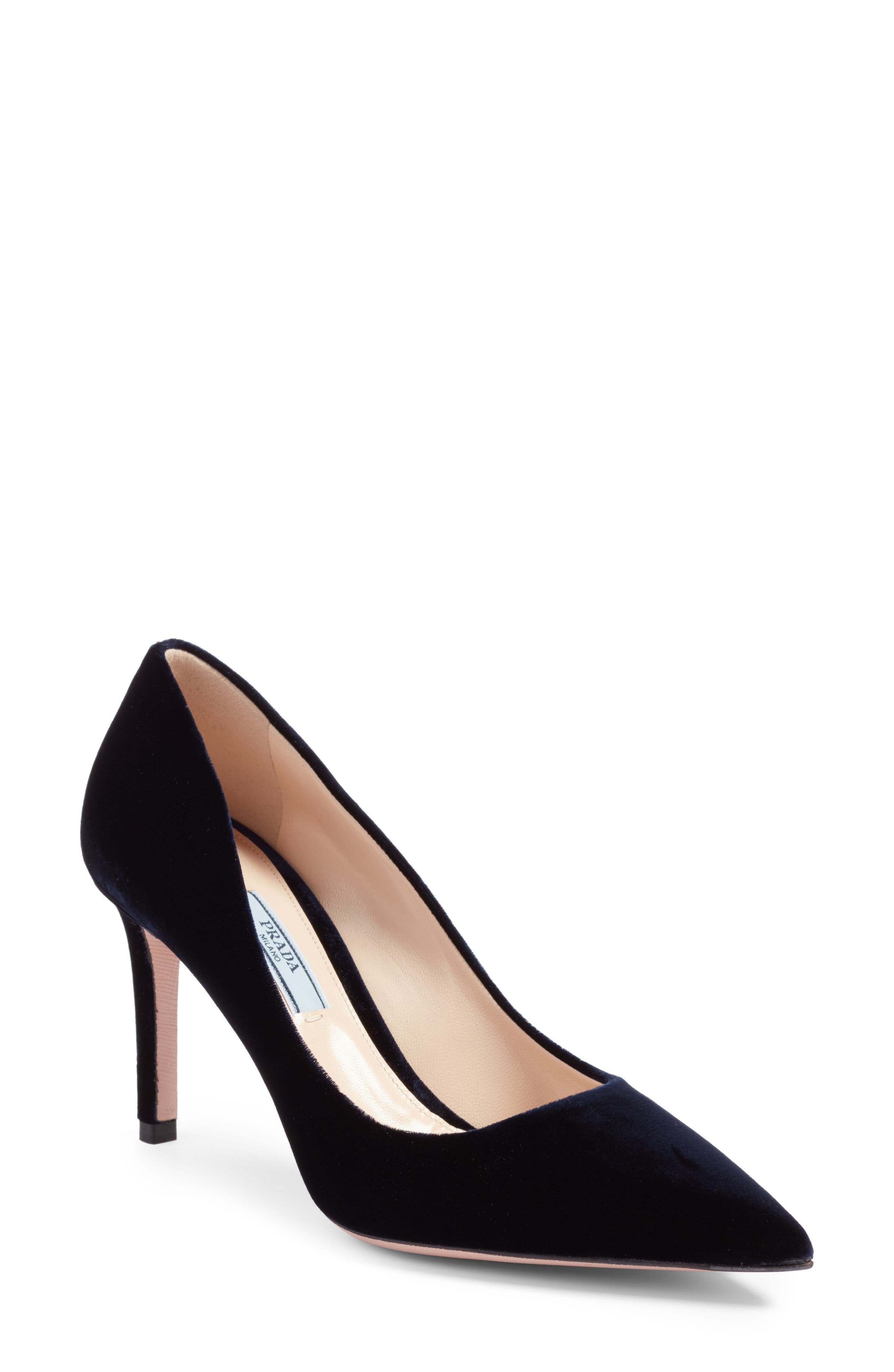 Alternate Image 1 Selected - Prada Classic Pump (Women)
