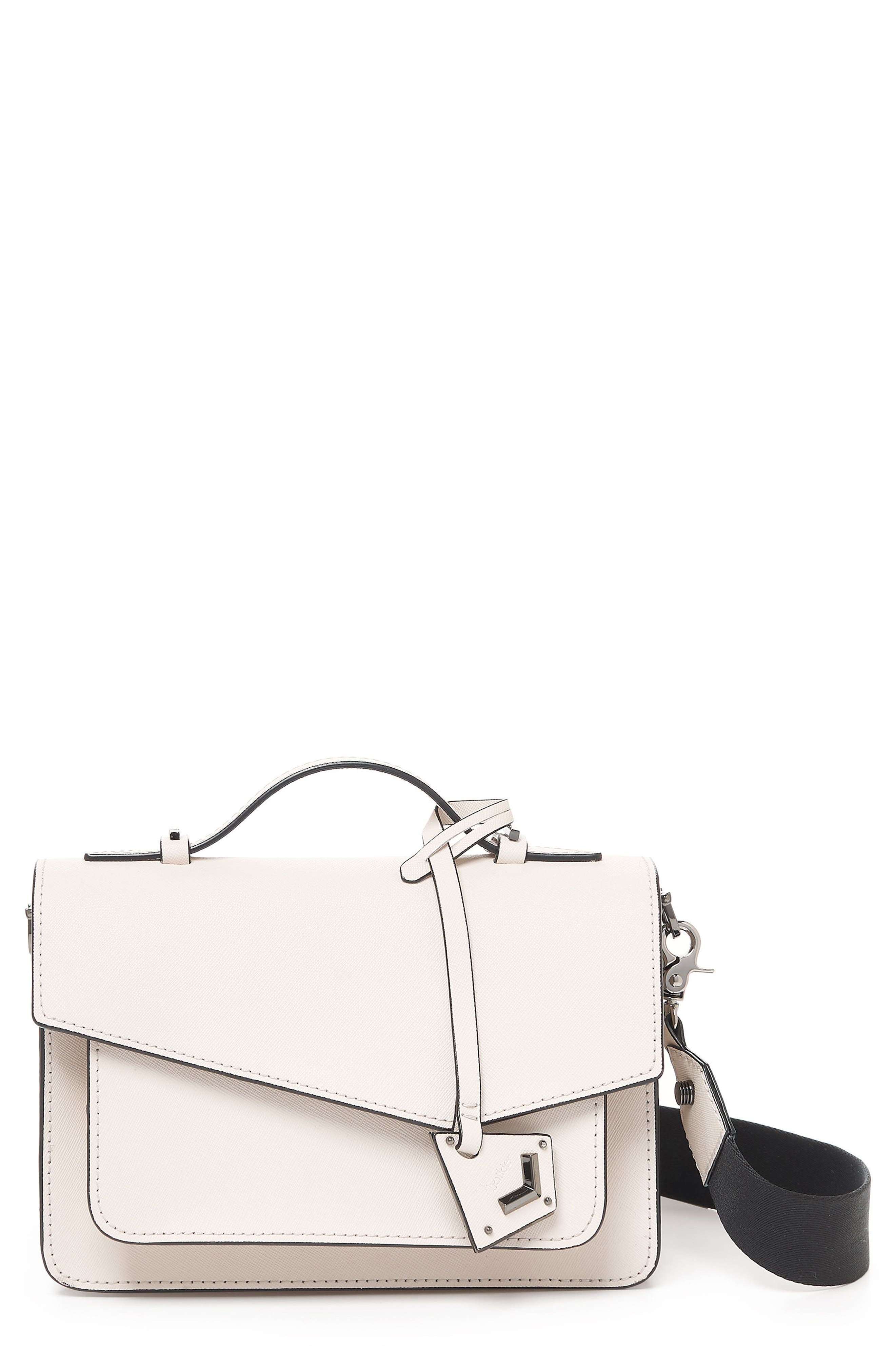 Botkier Cobble Hill Leather Crossbody Bag