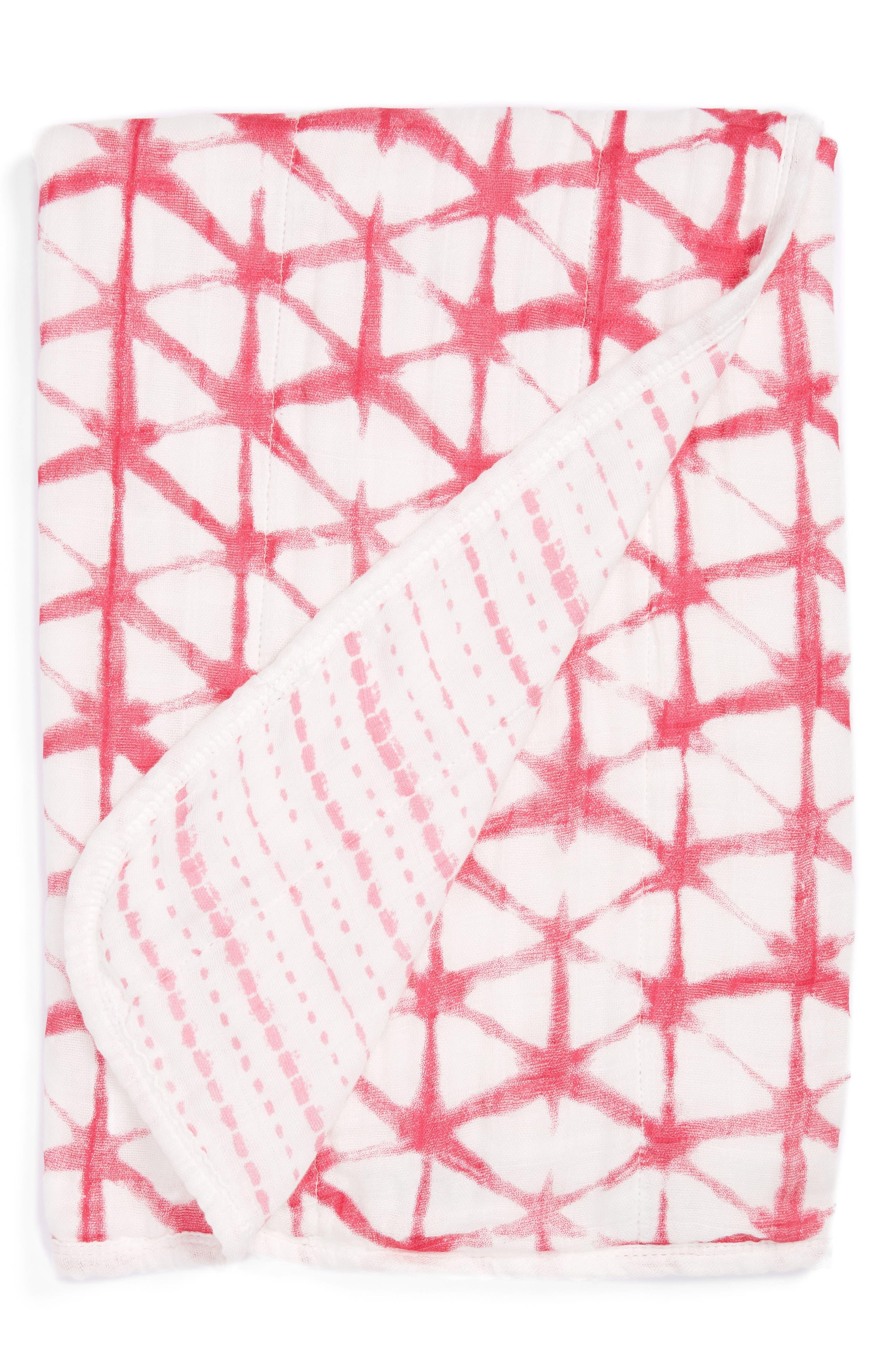ADEN + ANAIS Silky Soft Stroller Blanket