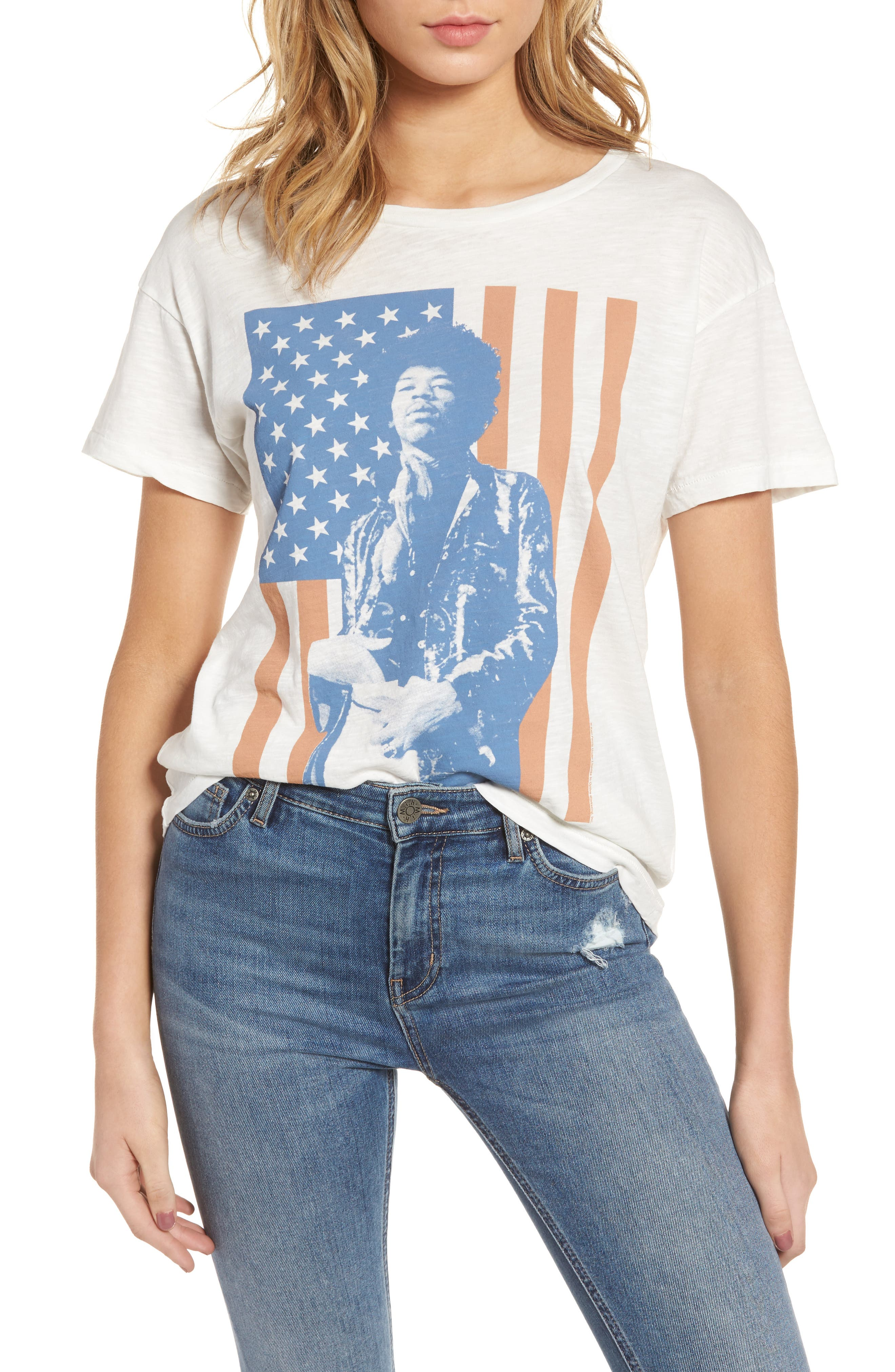 Junk Food Jimi Graphic Tee