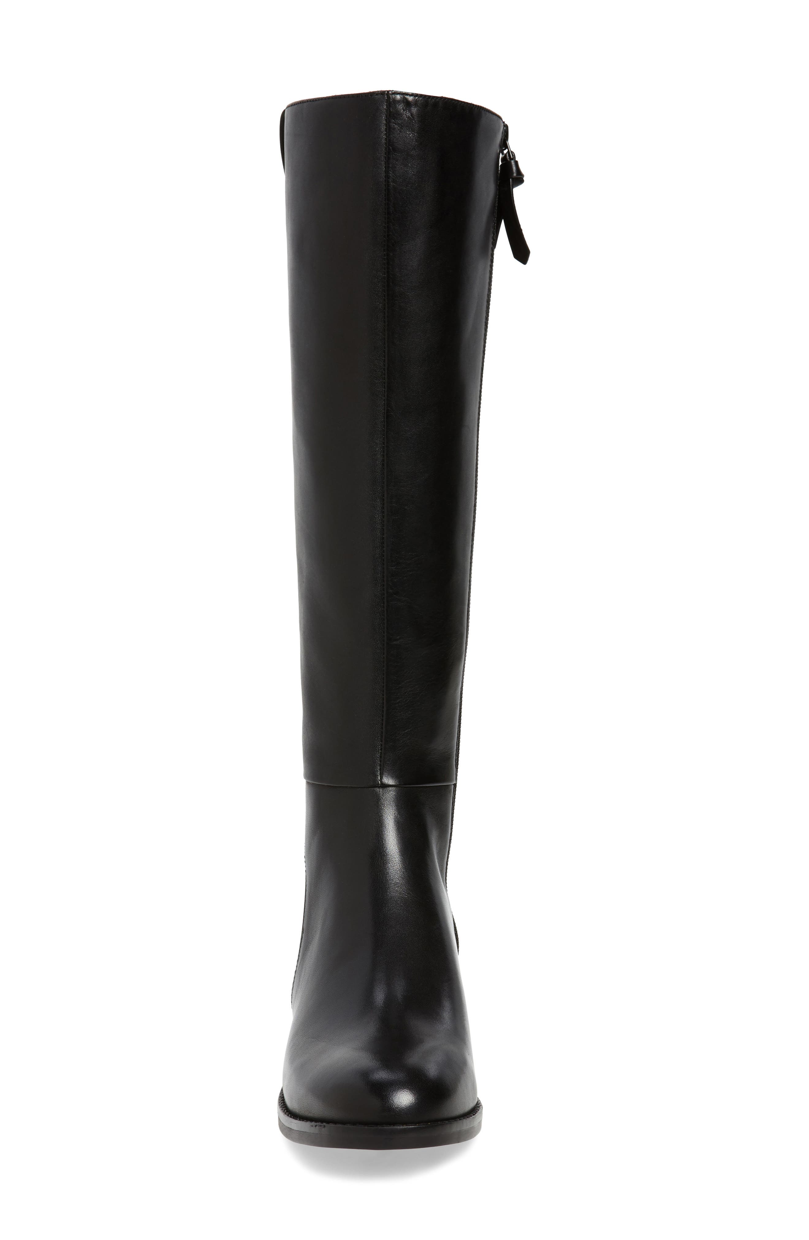 Alternate Image 4  - Cole Haan Katrina Riding Boot (Women) (Regular & Wide Calf)