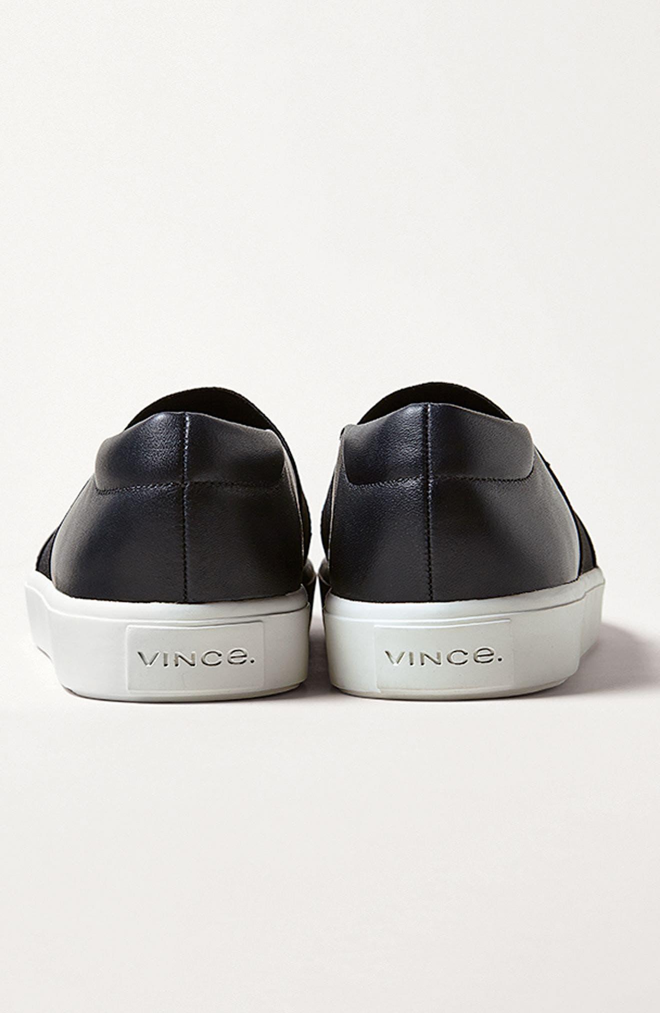 Alternate Image 7  - Vince Corbin Slip-On Sneaker (Women)