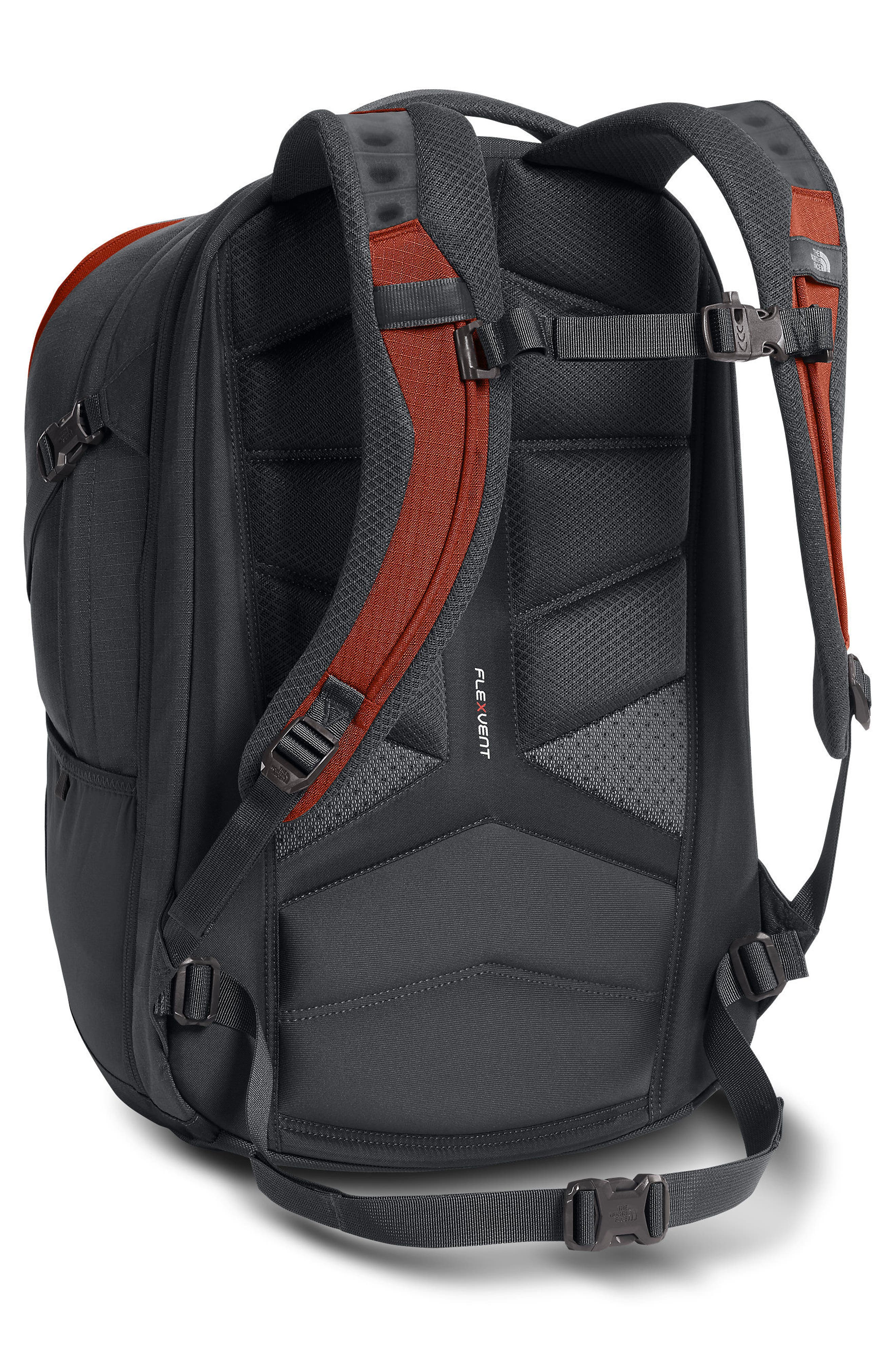 THE NORTH FACE Surge 33L Backpack in Red