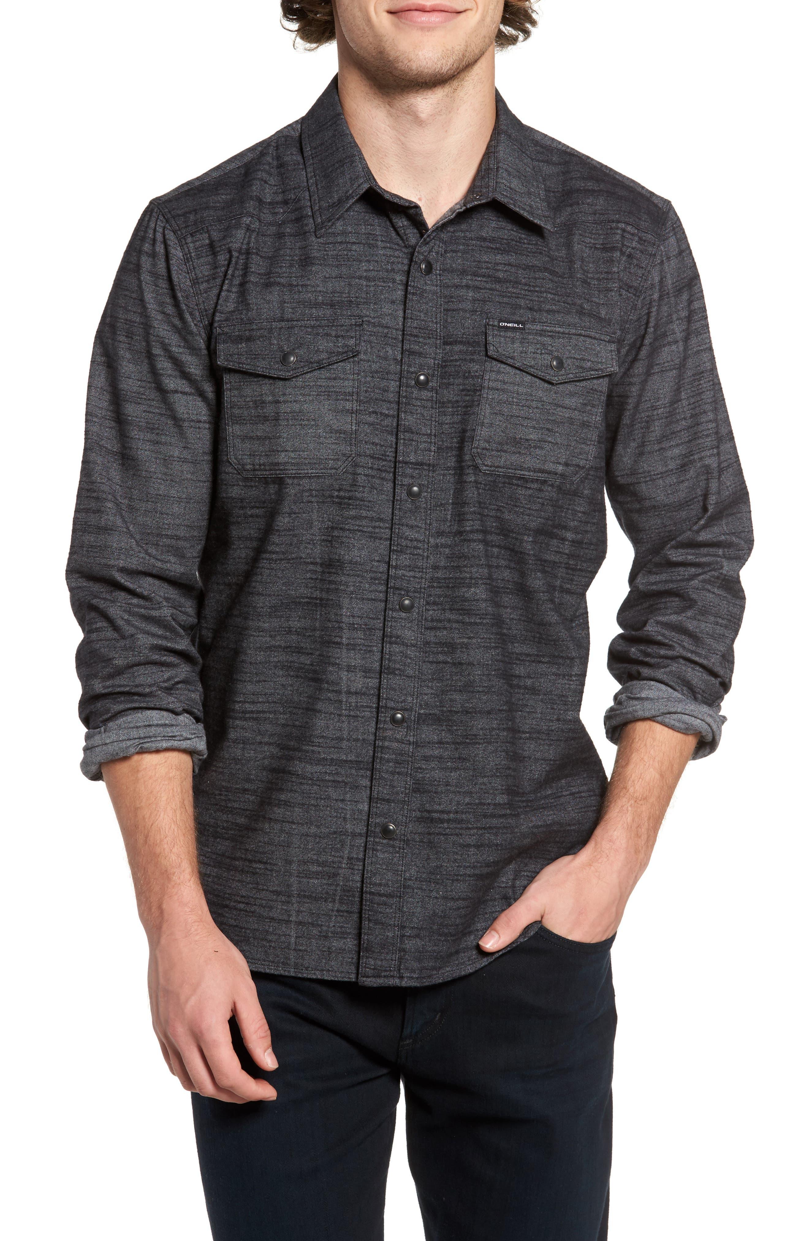 O'Neill Gates Western Flannel Shirt