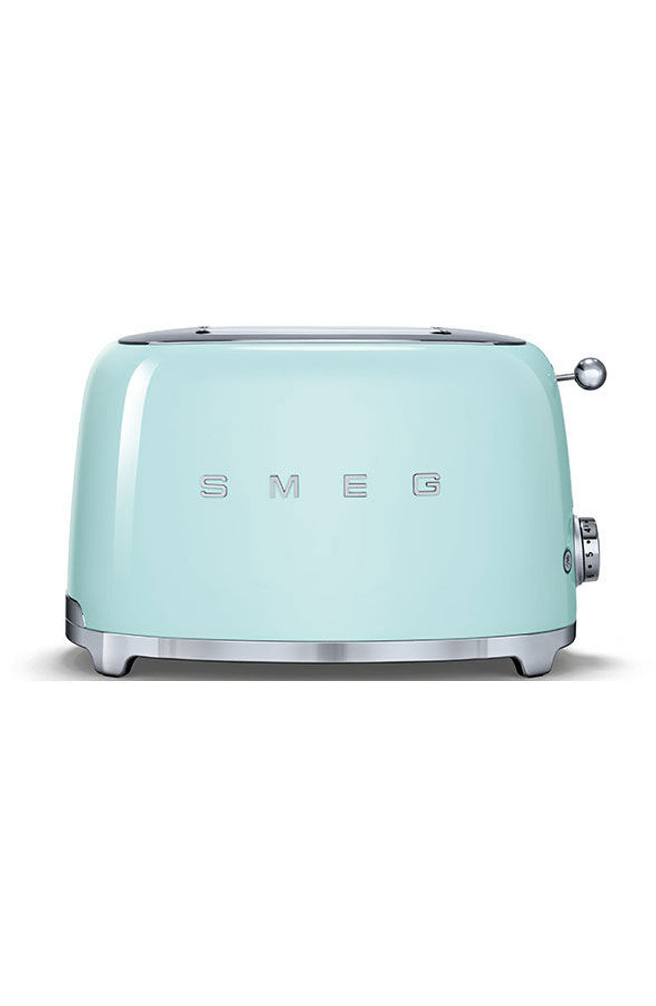smeg 50s Retro Style Two-Slice Toaster