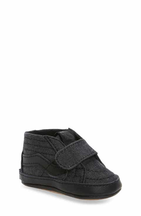 Vans SK8-Hi Crib Sneaker (Baby)