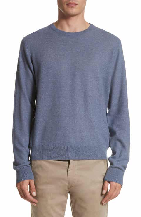 Todd Snyder Cashmere   Linen Crewneck Sweater