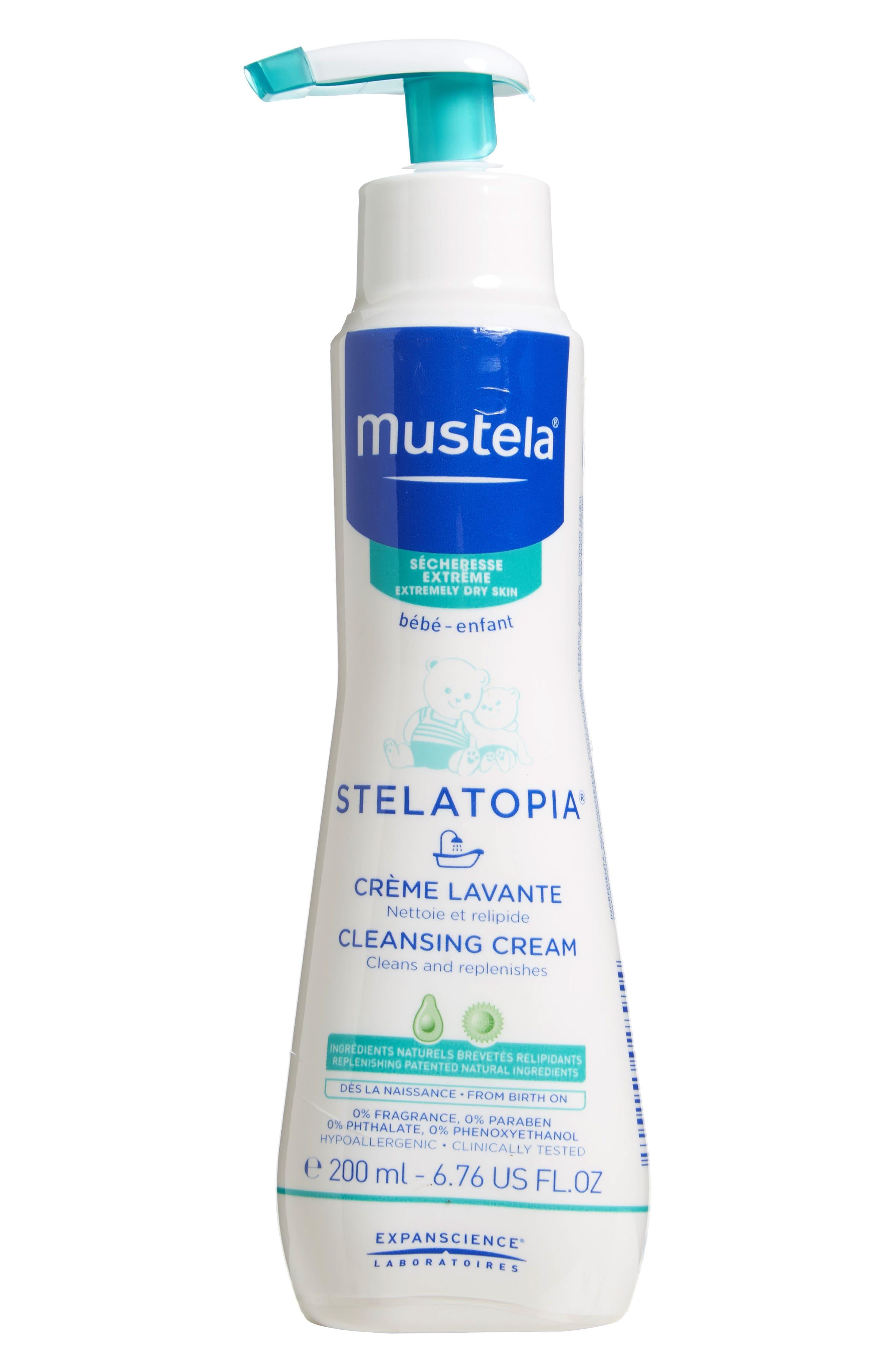 Mustela® Stelatopia Cleansing Cream