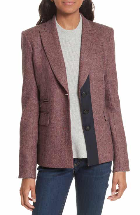 Blazers & Jackets Work & Business Casual Clothes for Women | Nordstrom