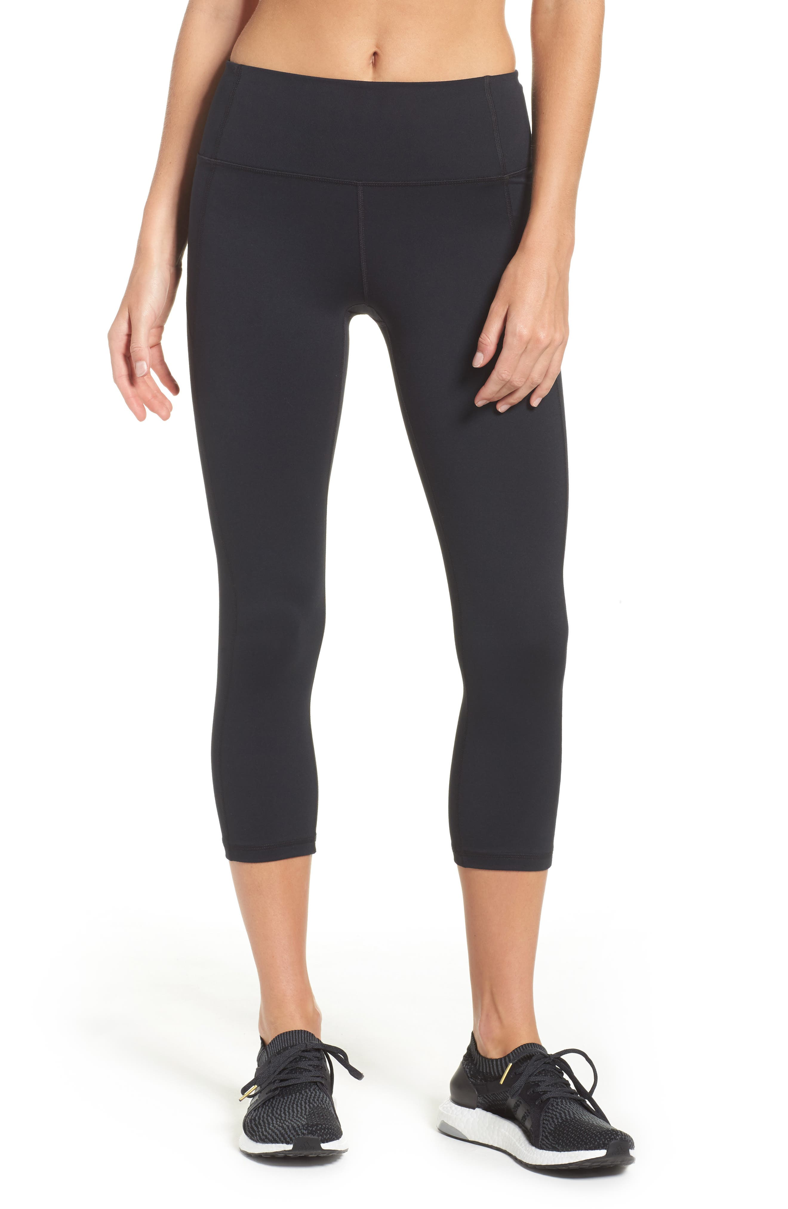 Under Armour Mirror High Rise Crop Leggings