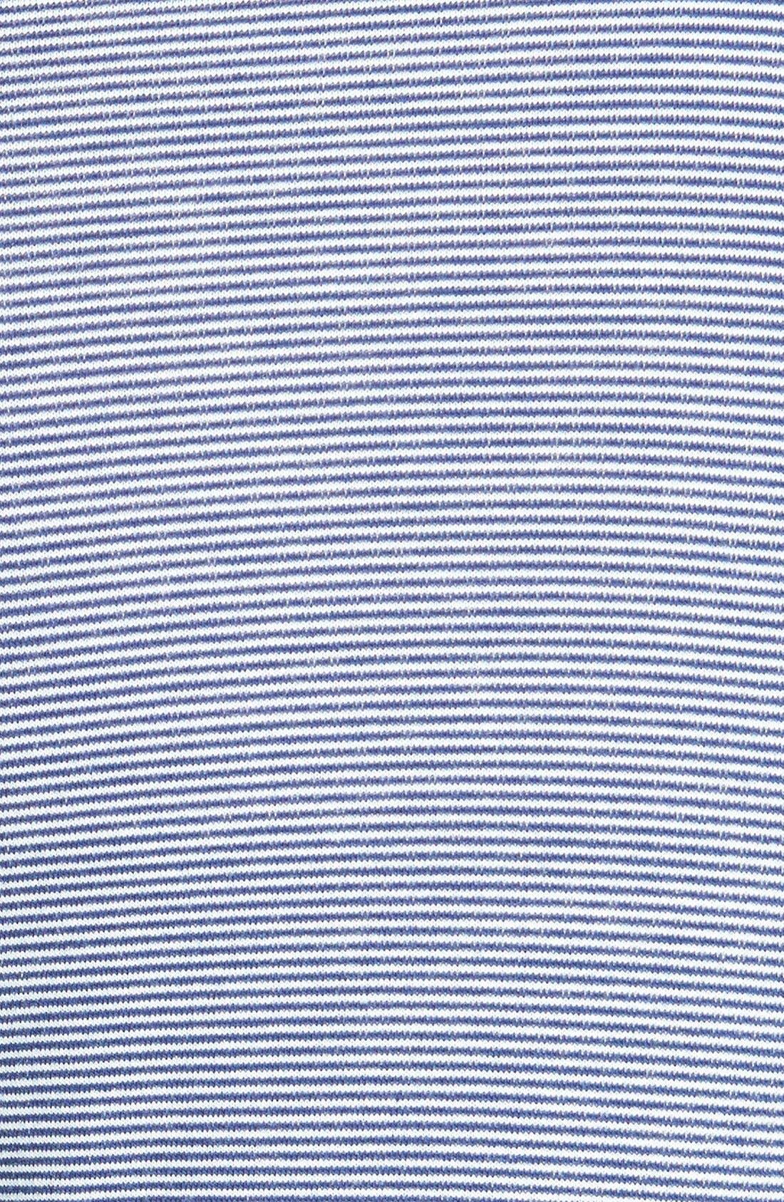 Alternate Image 3  - Runway Girl Stripe Cuffed Sweatpants (Juniors)