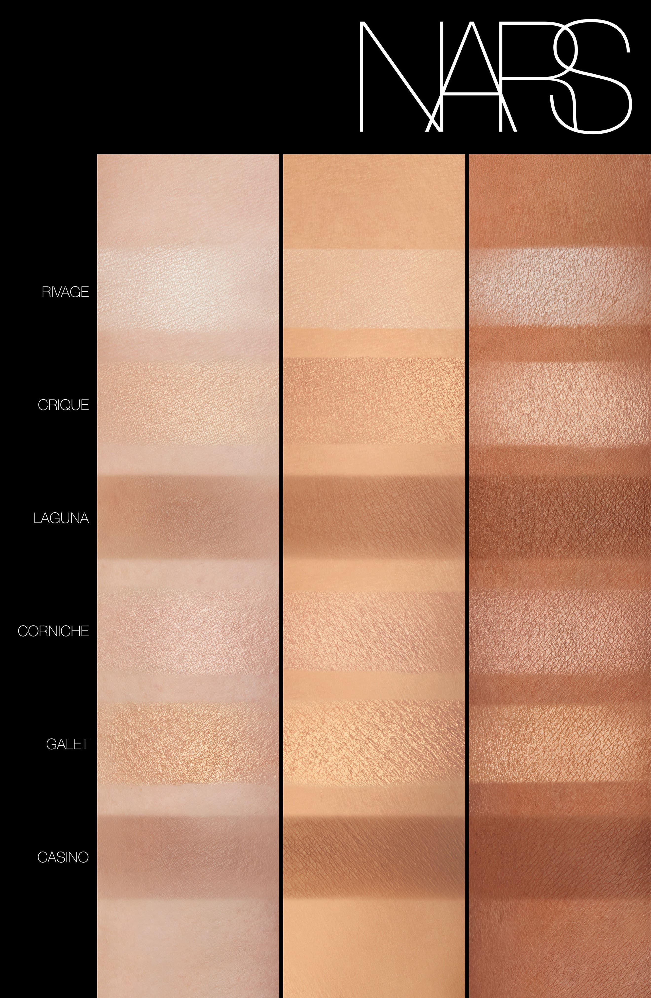 Alternate Image 3  - NARS Bord de Plage Highlighting & Bronzing Palette (Nordstrom Exclusive)