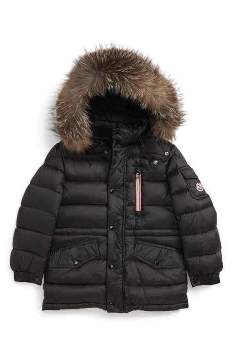 Girls' Black Coats, Jackets & Outerwear: Rain, Fleece & Hood ...