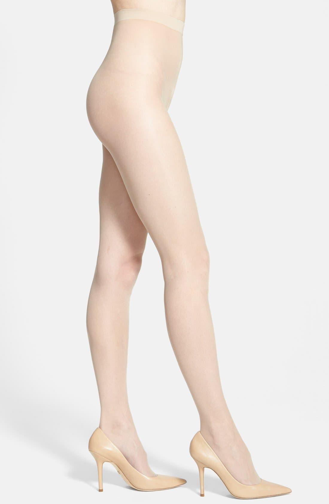 Alternate Image 1 Selected - Wolford 'Sheer 15' Pantyhose