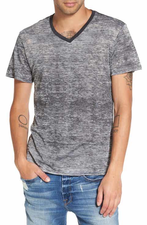 The Rail Burnout V-Neck T-Shirt (2 for $30)