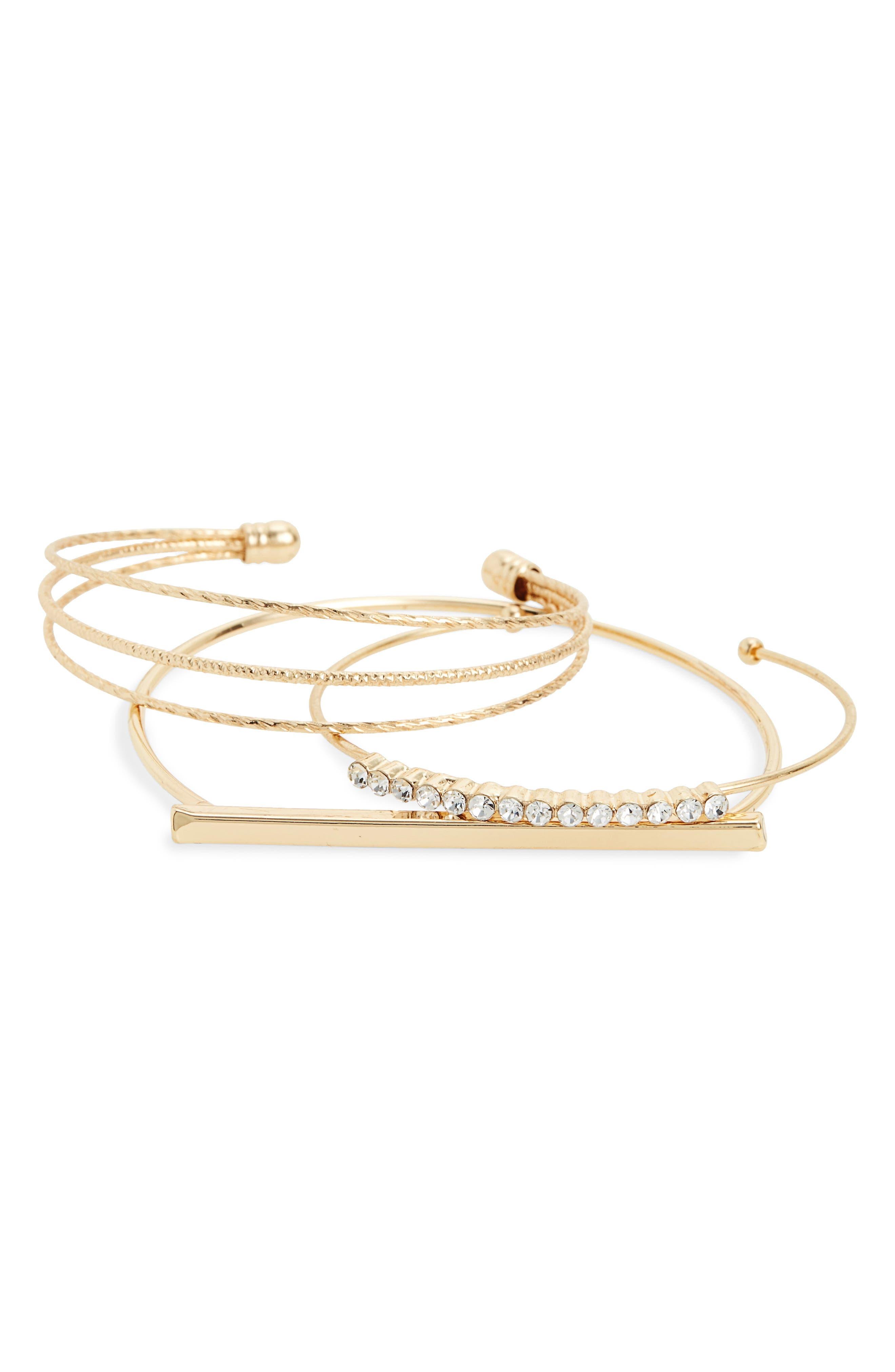 BP. 3-Pack Bracelets