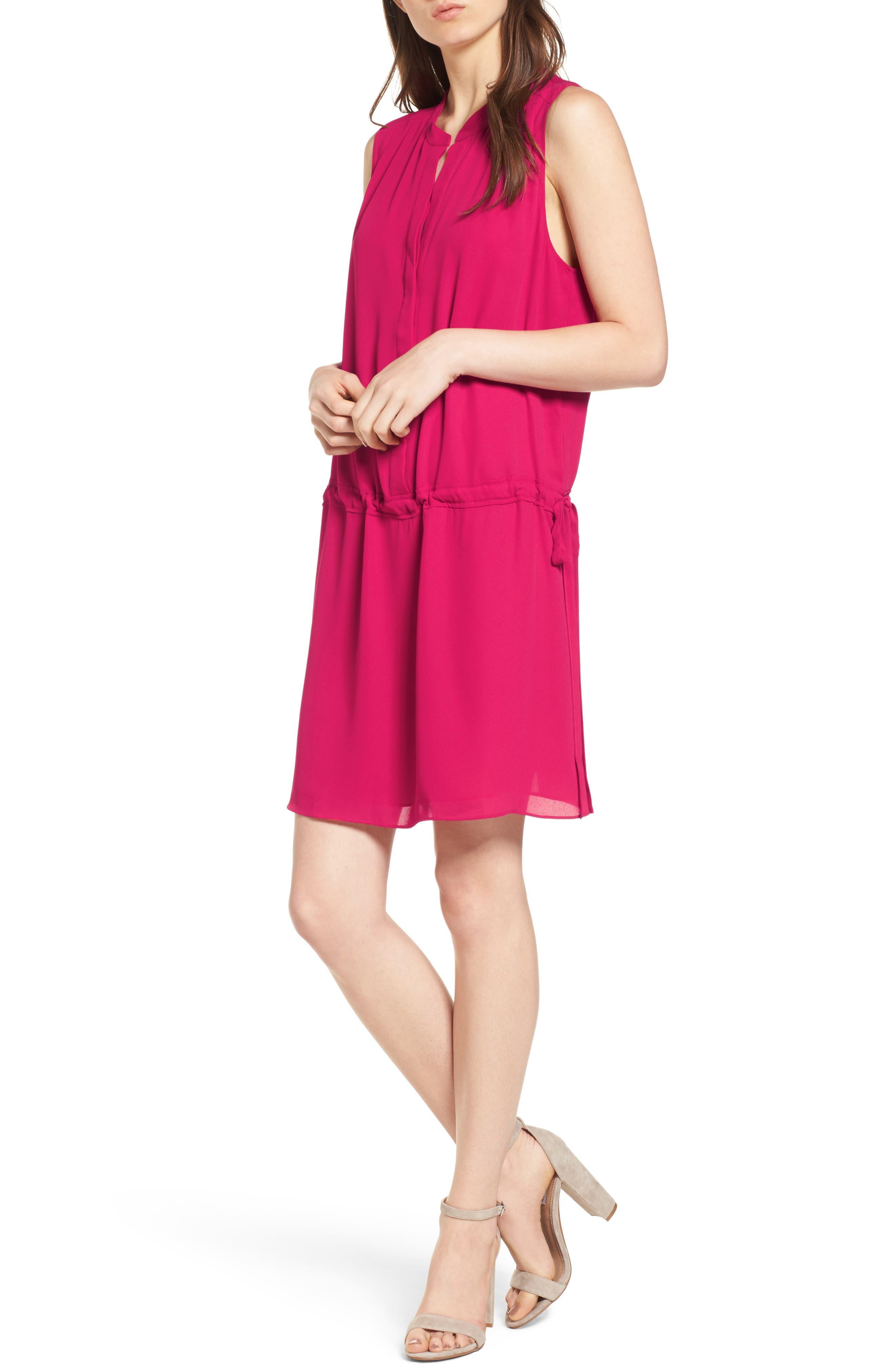 Cheslsea28 Drop Waist Dress