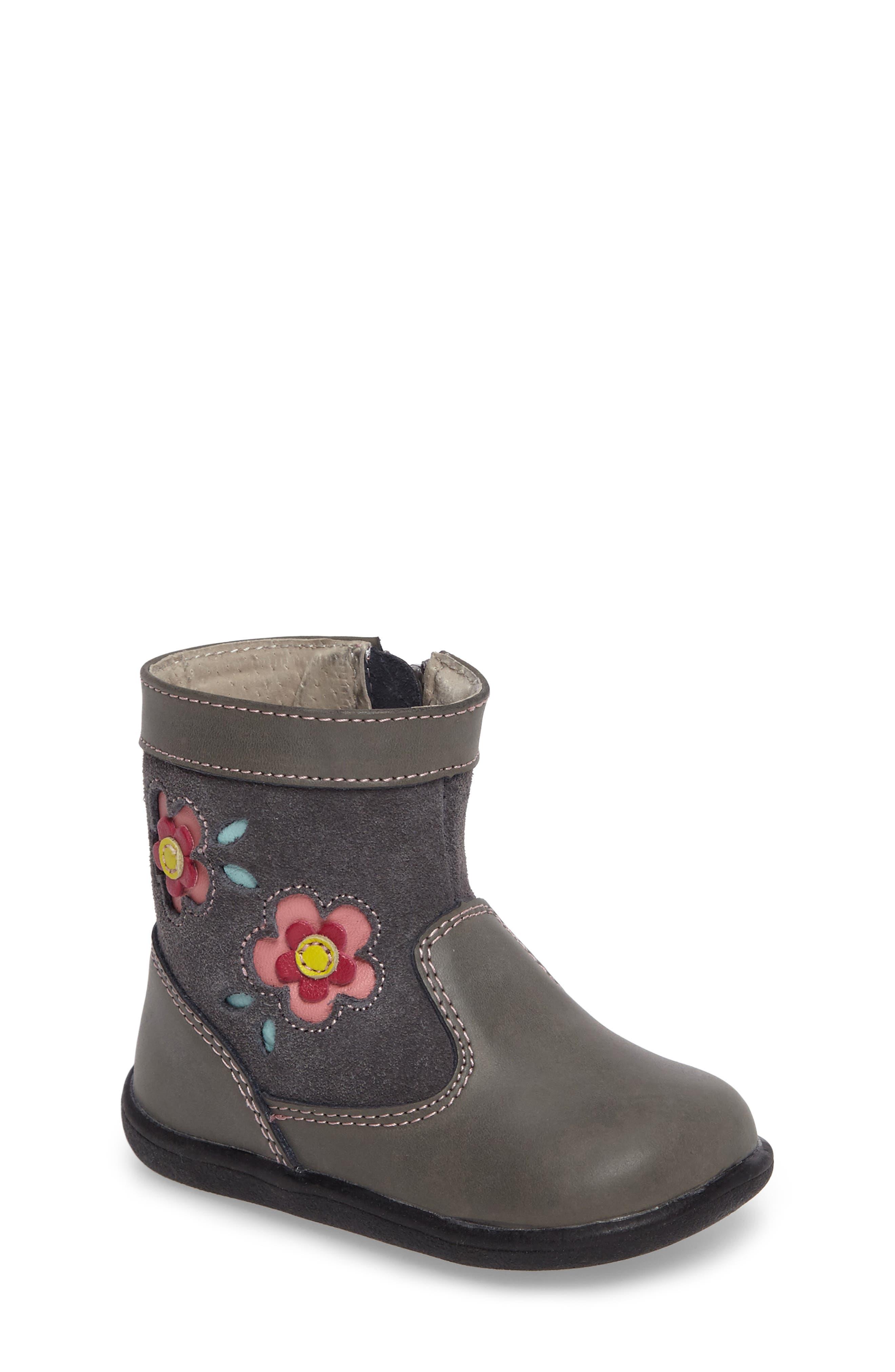 See Kai Run 'Mizuki' Boot (Toddler)