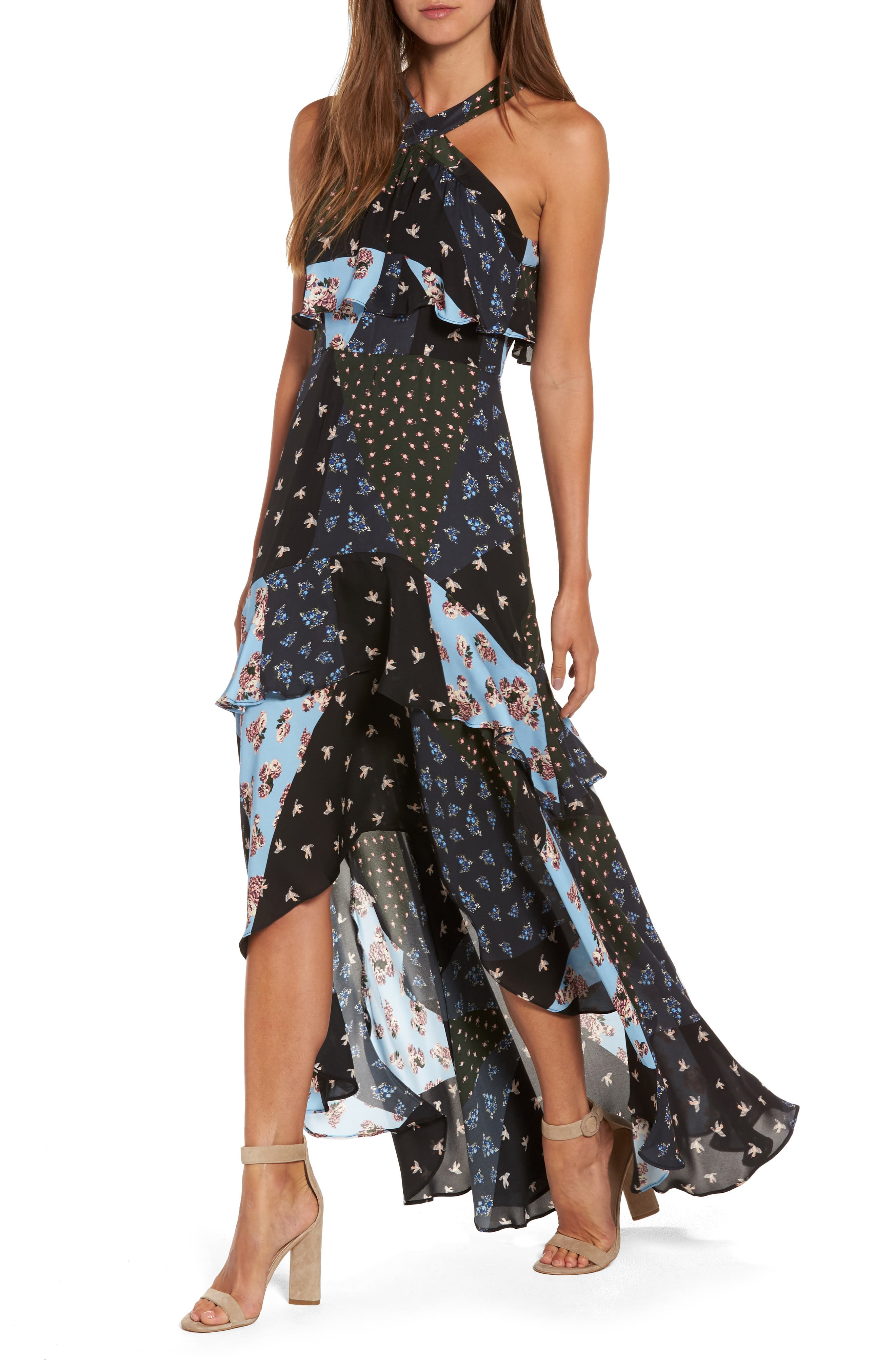 Parker Fillipa Maxi Dress