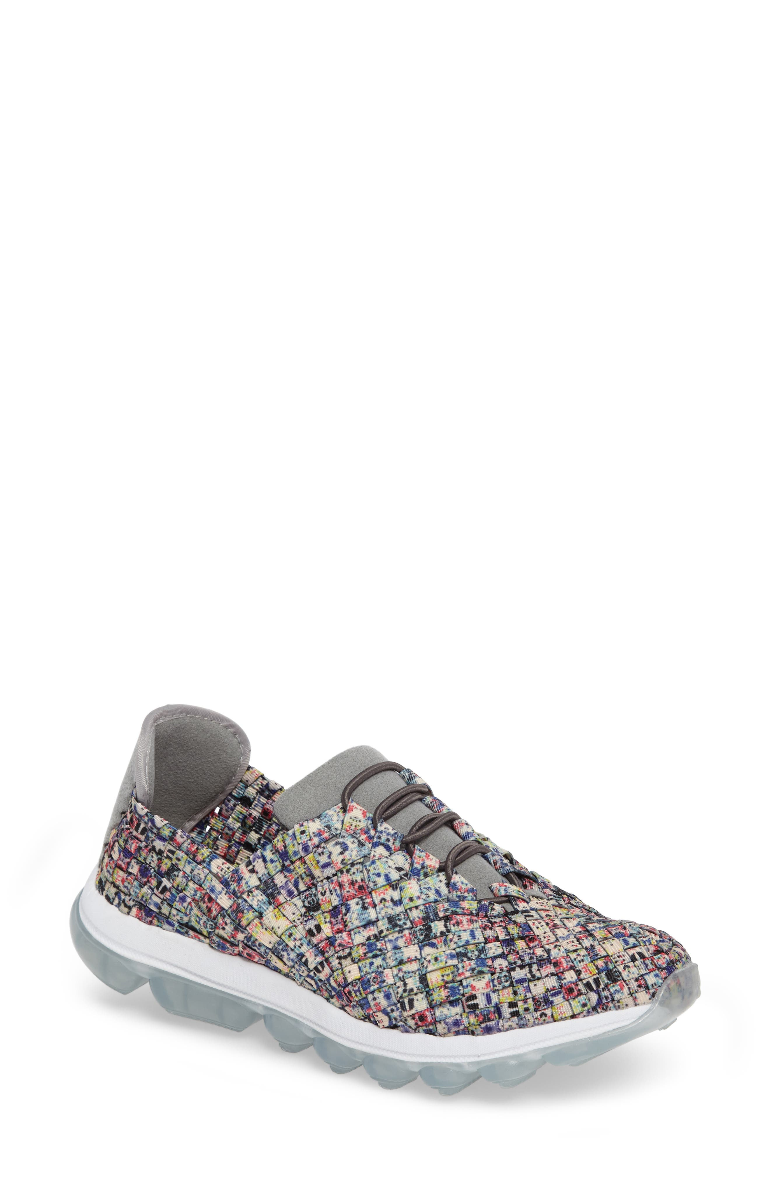 bernie mev. 'Gummies Victoria' Stretch Woven Slip-On Sneaker (Women)