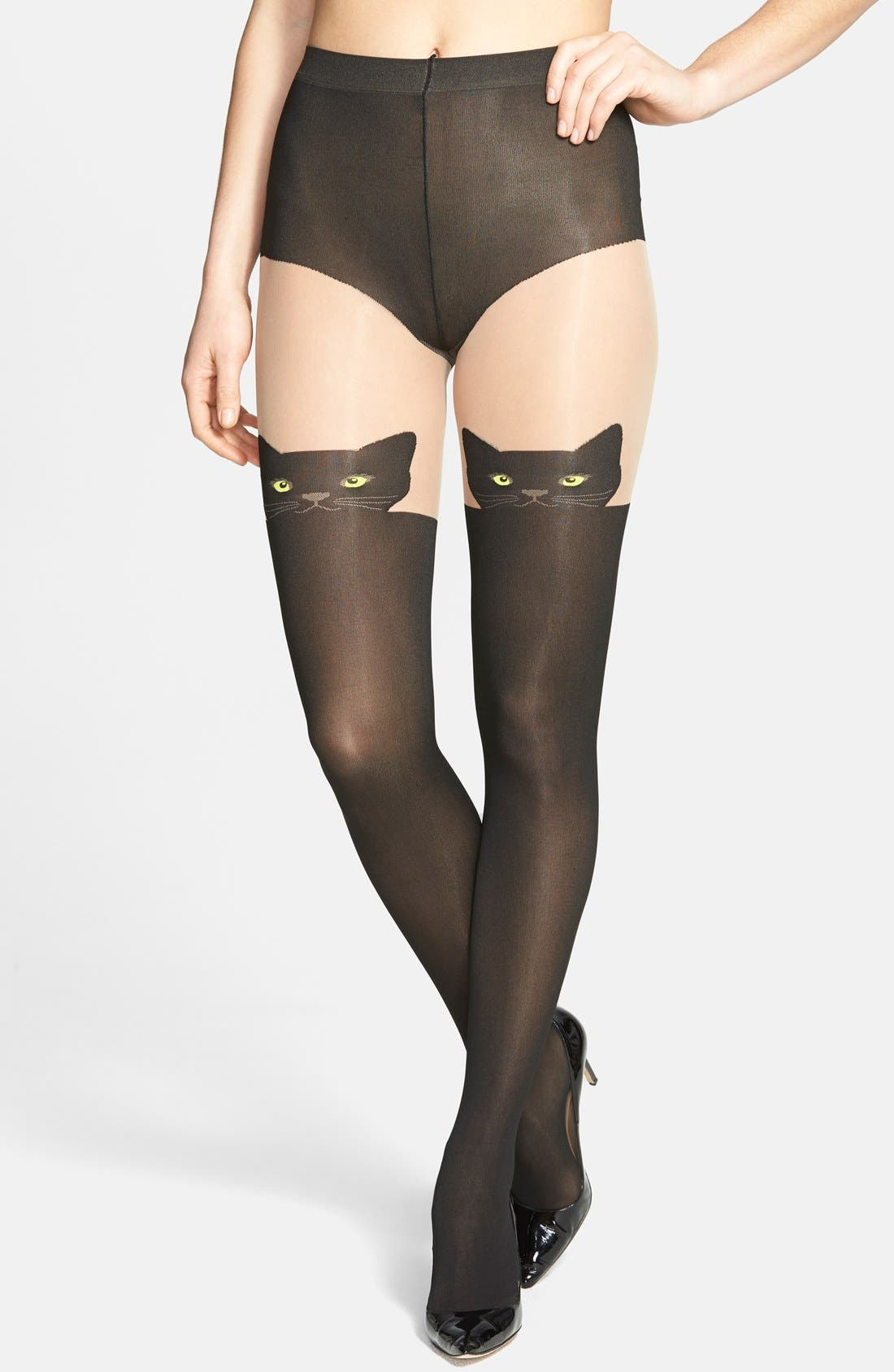 Alternate Image 1 Selected - Pretty Polly 'Cat' Tights