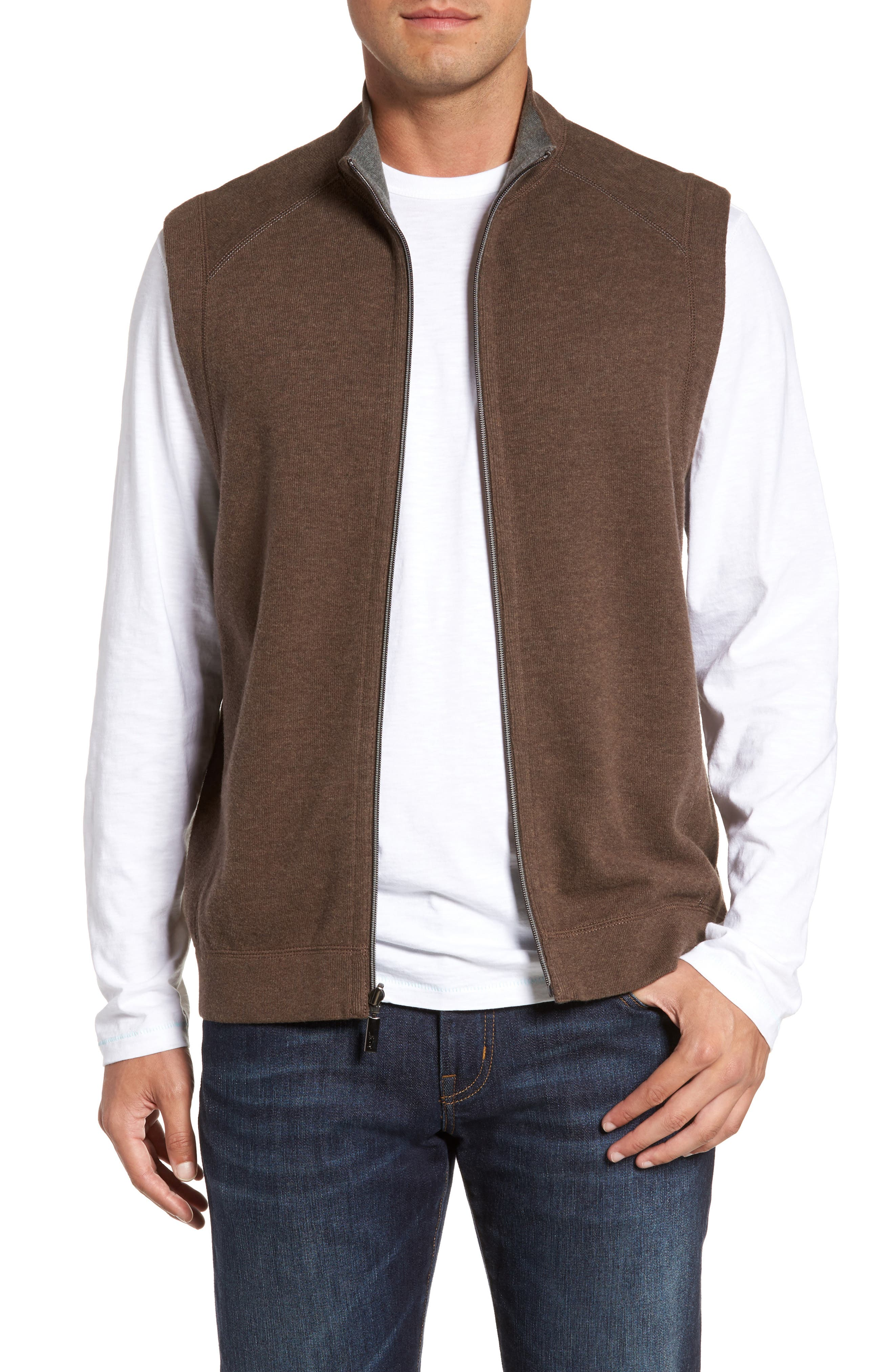 Tommy Bahama Flip Side Vest (Big & Tall)