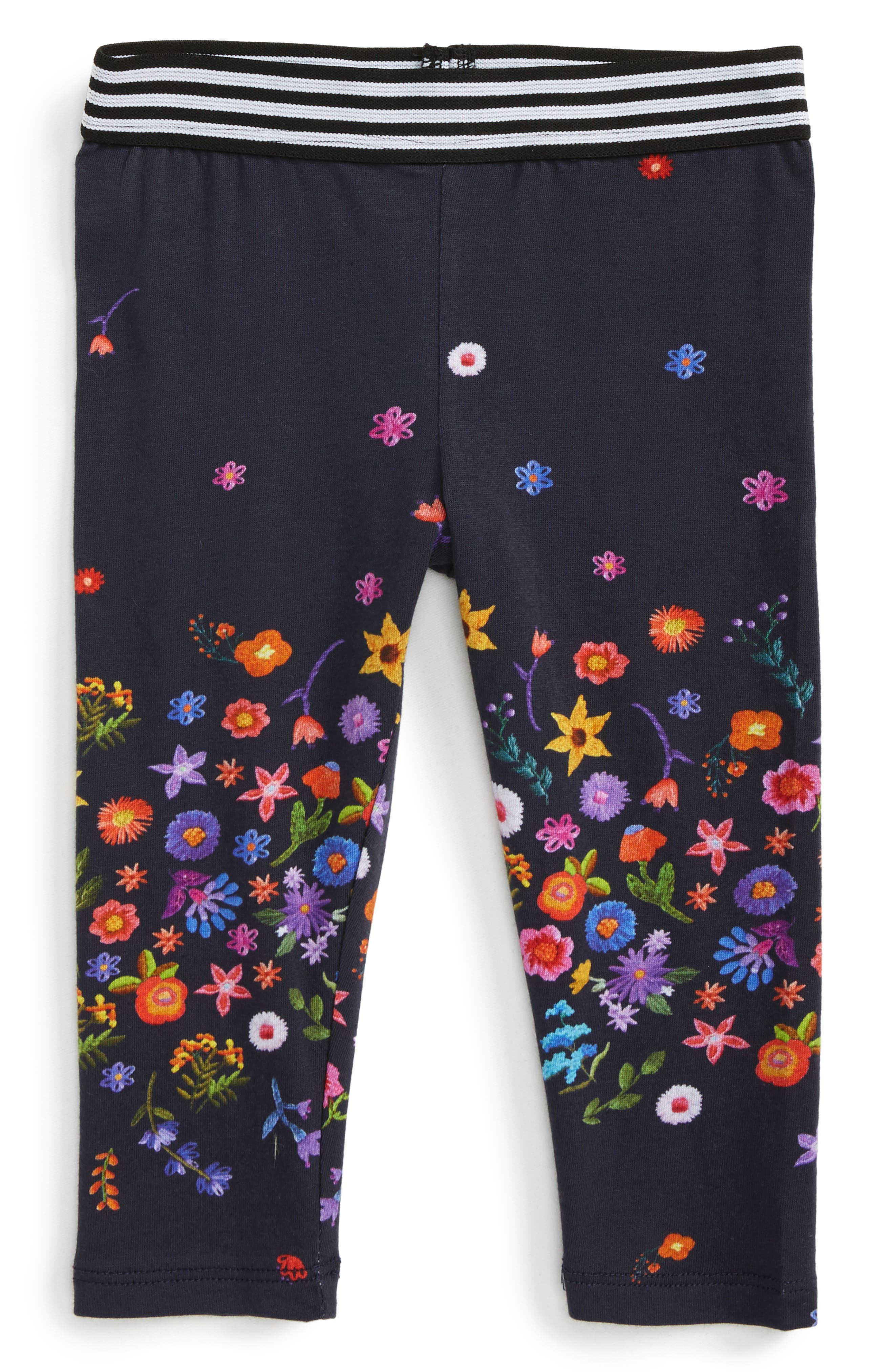 Truly Me Floral Leggings (Baby Girls)