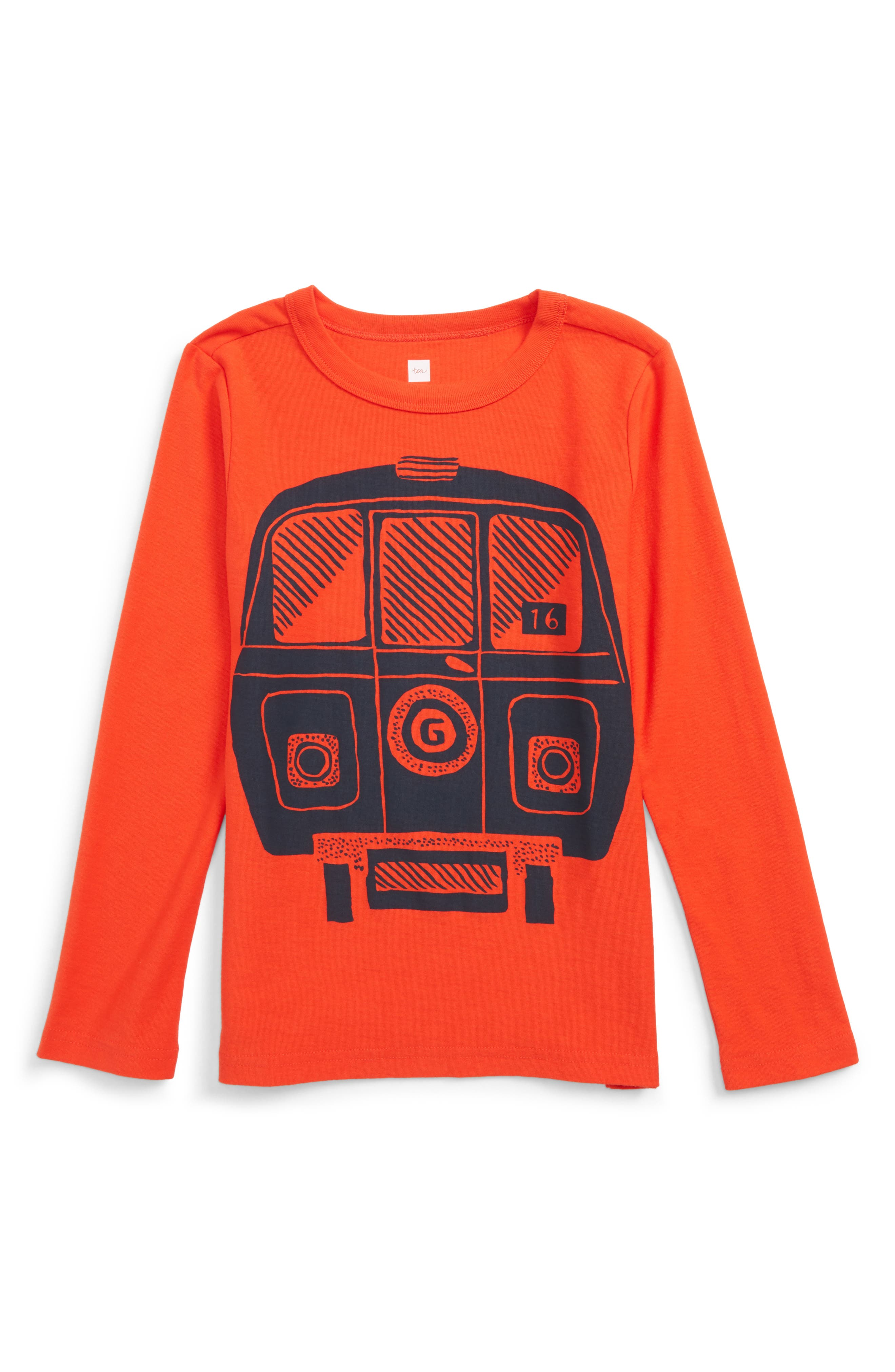 Tea Collection Bridge Street Graphic T-Shirt (Toddler Boys & Little Boys)