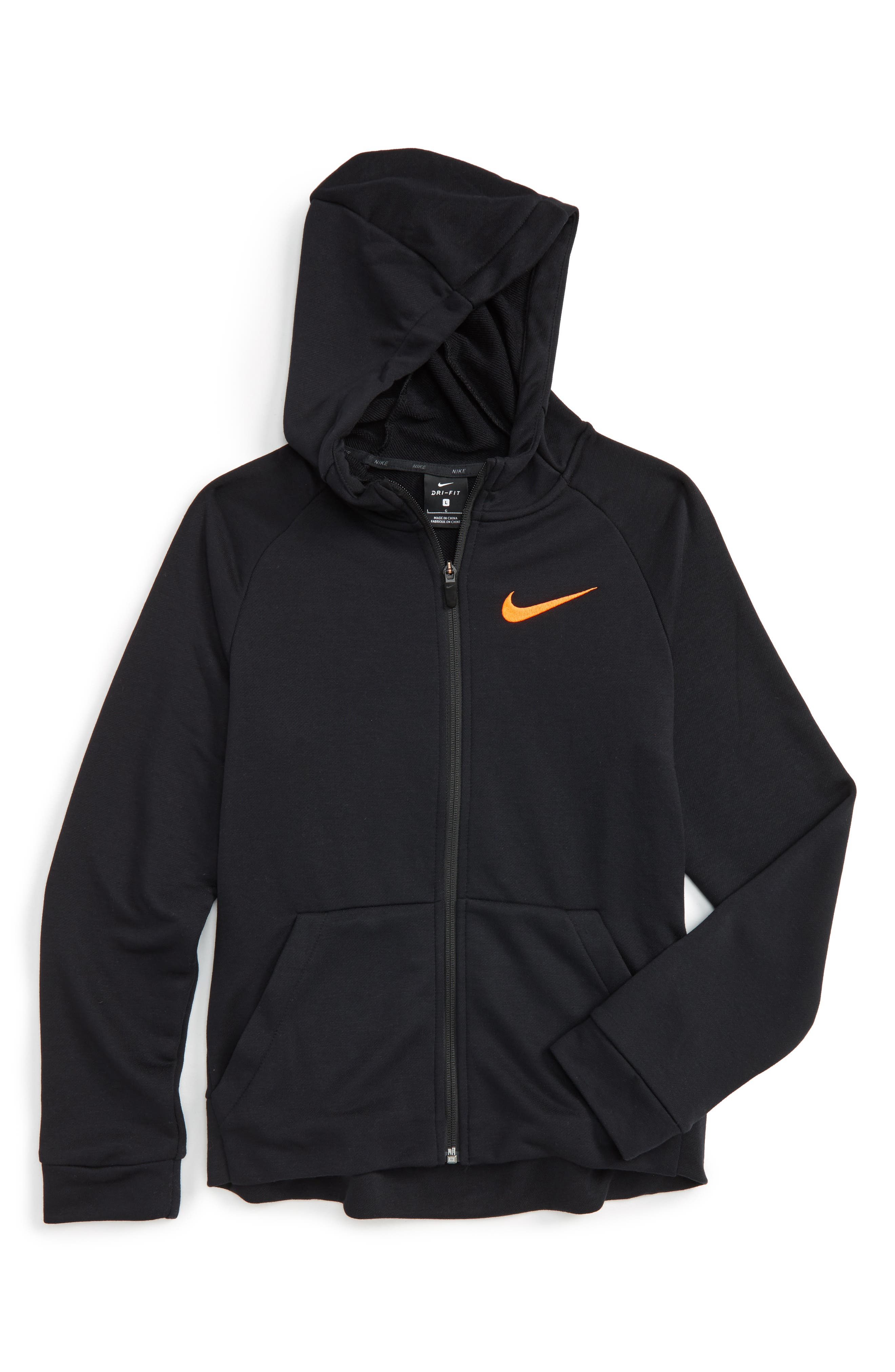 Nike Dry Hoodie (Little Boys & Big Boys)