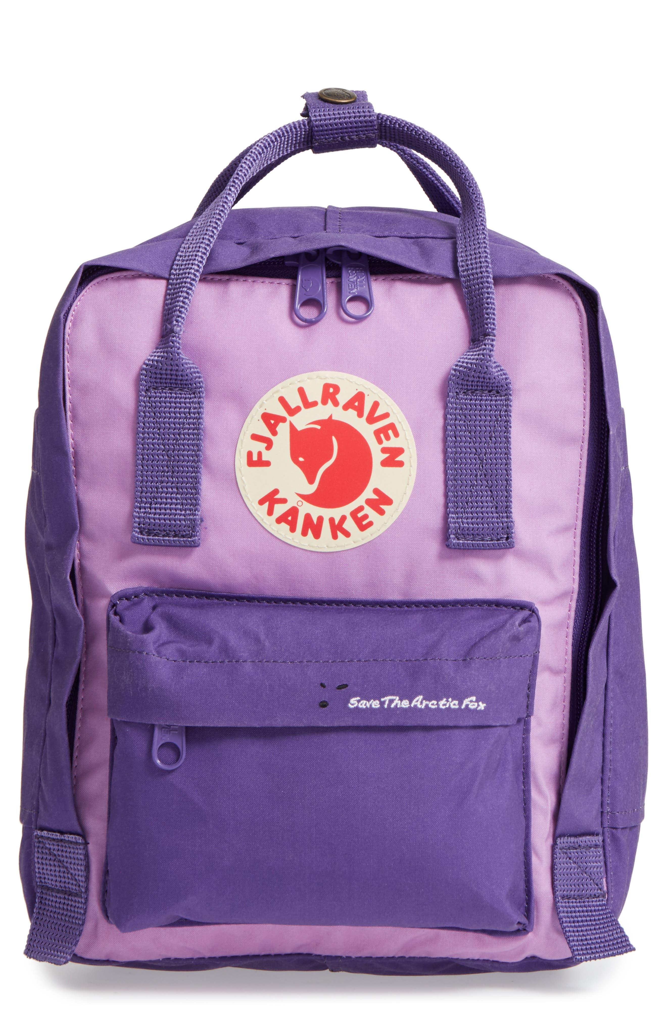 Fjällräven Arctic Fox Mini Kånken Backpack