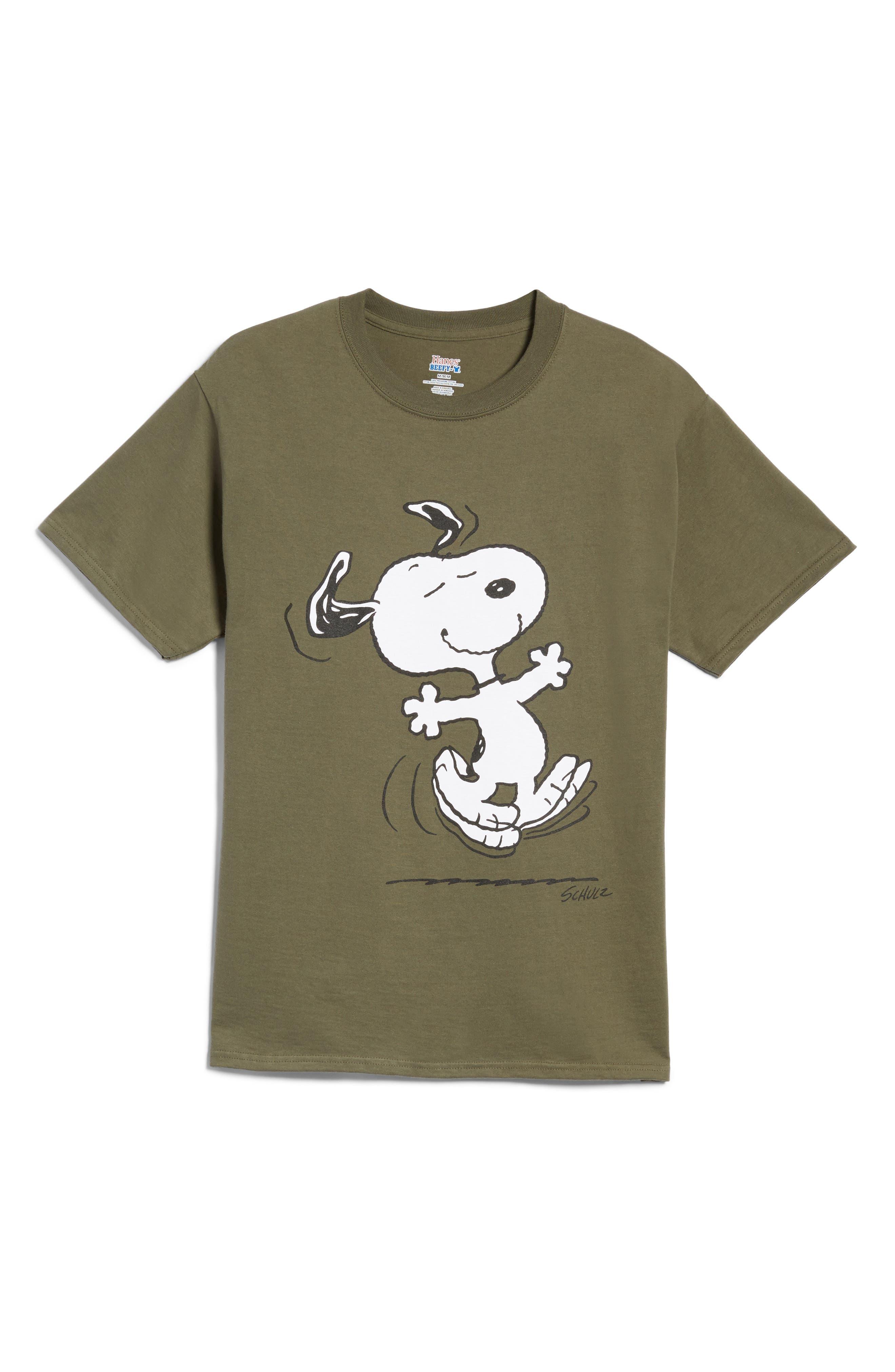 Peanuts Happy Dance 1 T-Shirt