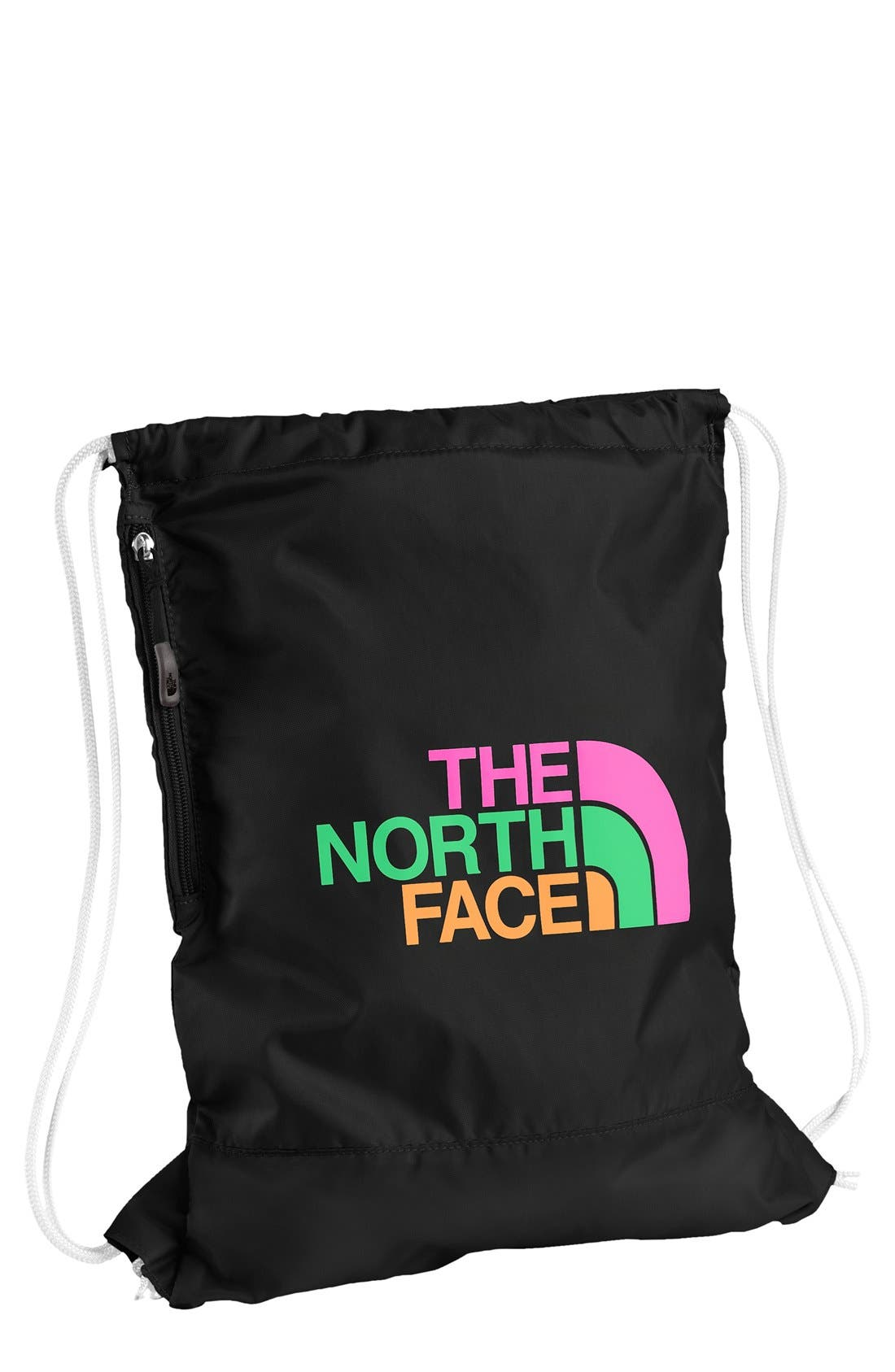 Alternate Image 1 Selected - The North Face 'Sack Pack' Drawstring Back