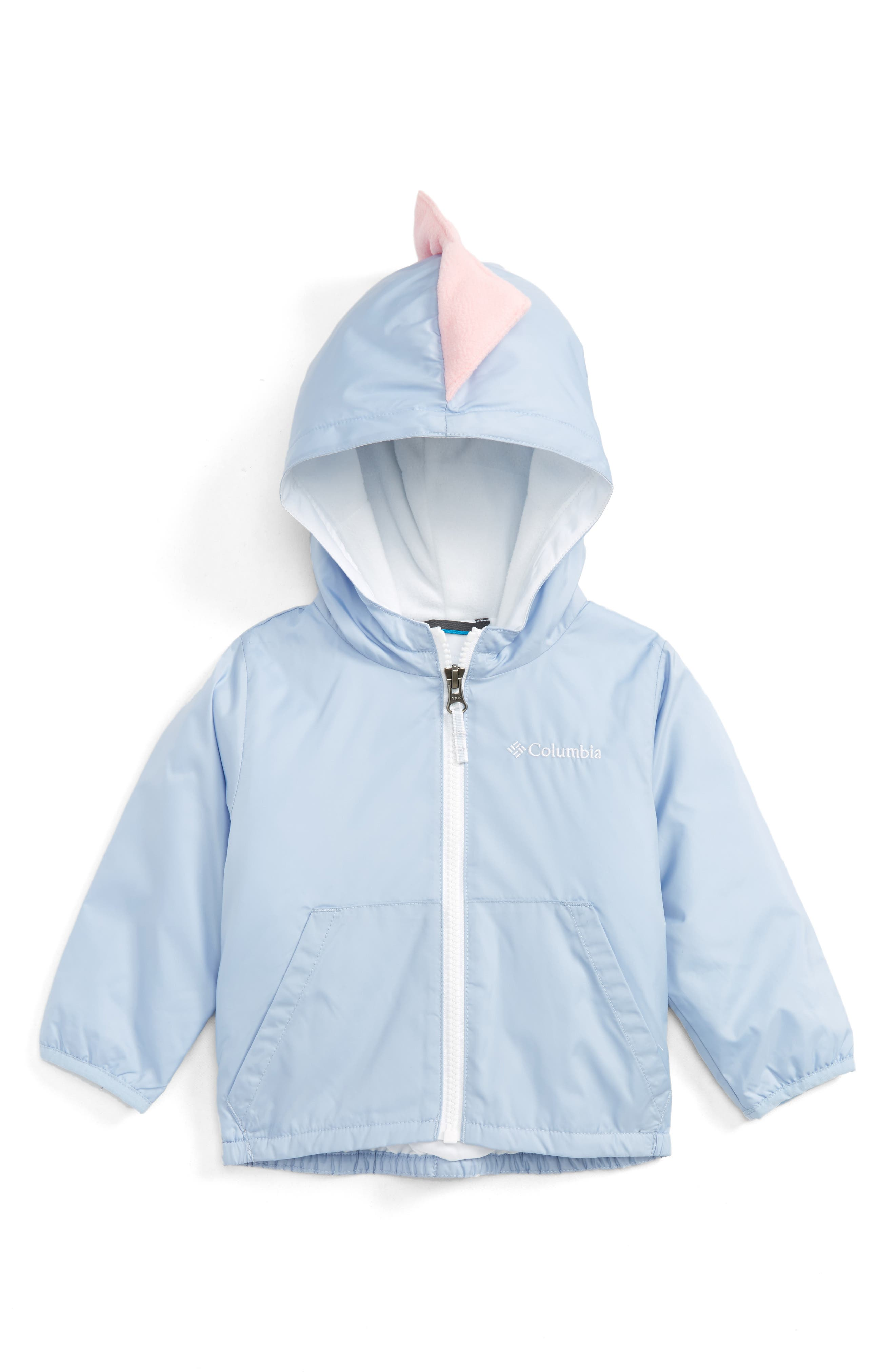 Columbia Kitterwibbit™ Microtemp XF II Insulated Hooded Jacket (Baby Boys)