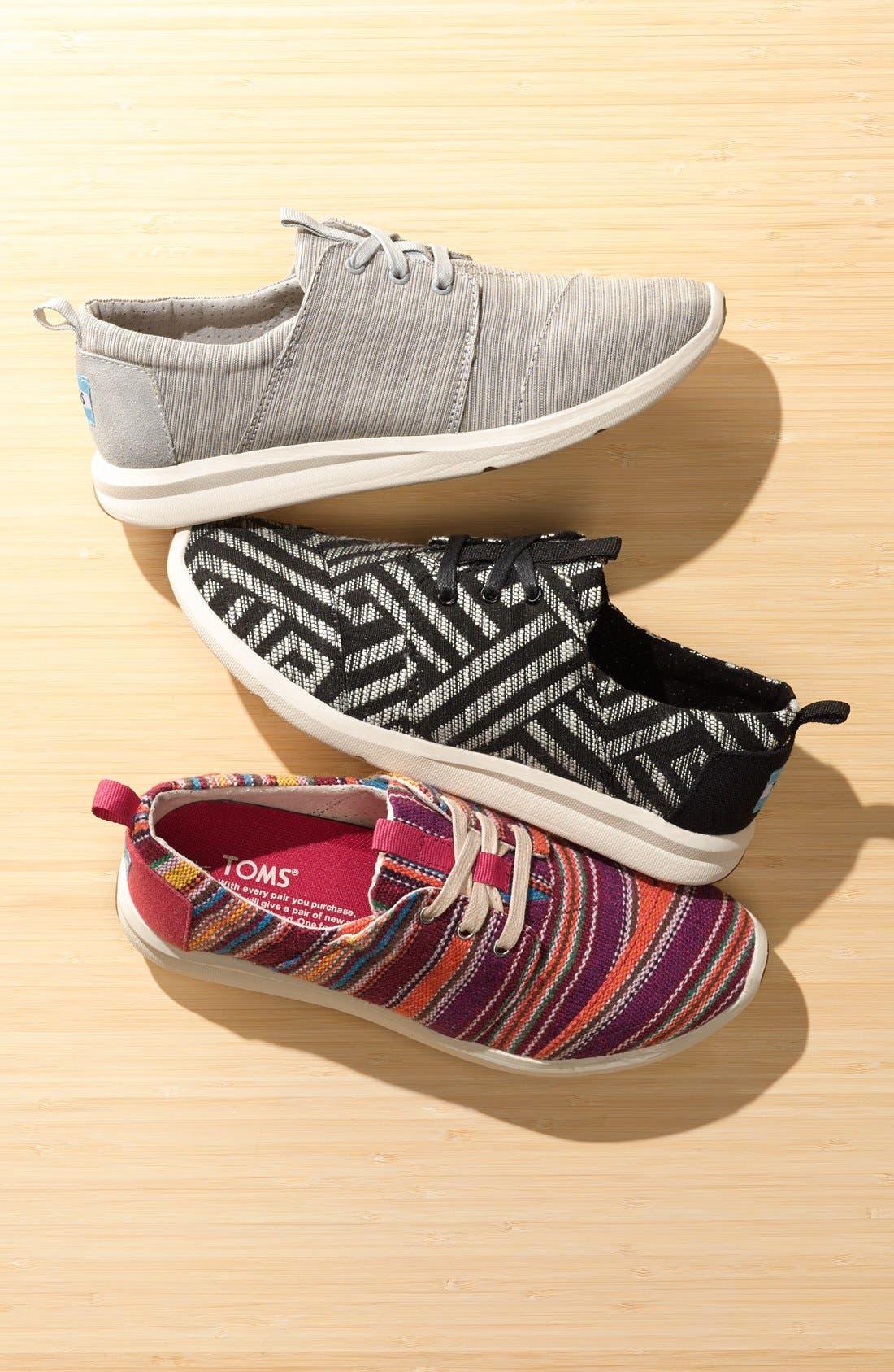 Alternate Image 5  - TOMS 'Del Rey' Sneaker (Women)