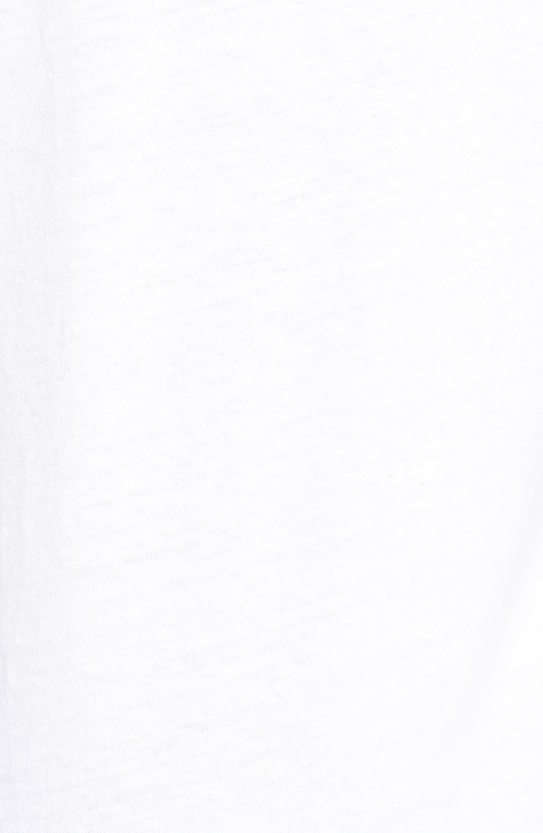Alternate Image 3  - Converse 'Hibiscus Box Star' Graphic Tee (Juniors)