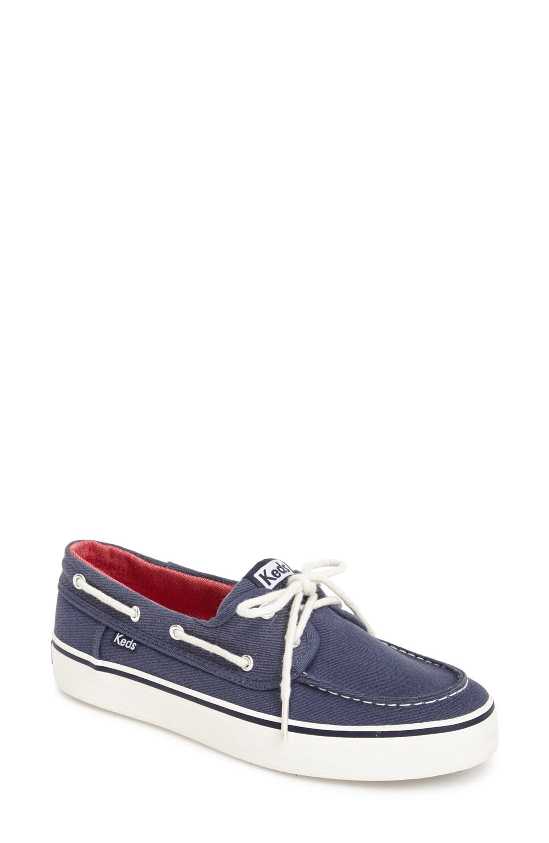 Alternate Image 1 Selected - Keds® 'Bay Bird' Boat Shoe Sneaker (Women)