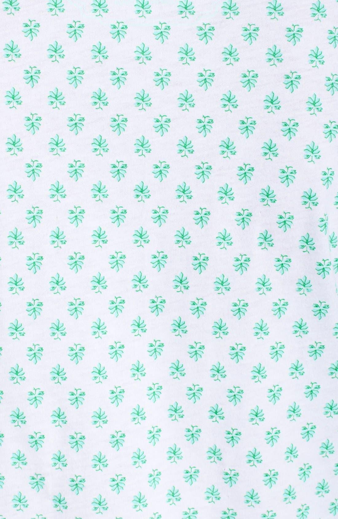 Alternate Image 3  - Carole Hochman Designs Print Cotton Jersey Sleep Shirt
