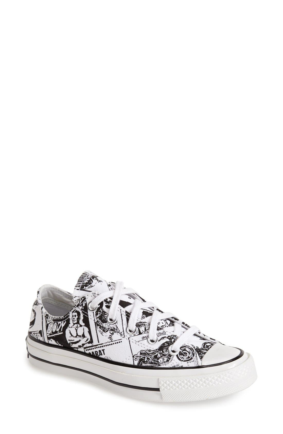 Main Image - Converse Chuck Taylor® All Star® '70 Andy Warhol Collection Sneaker (Women)