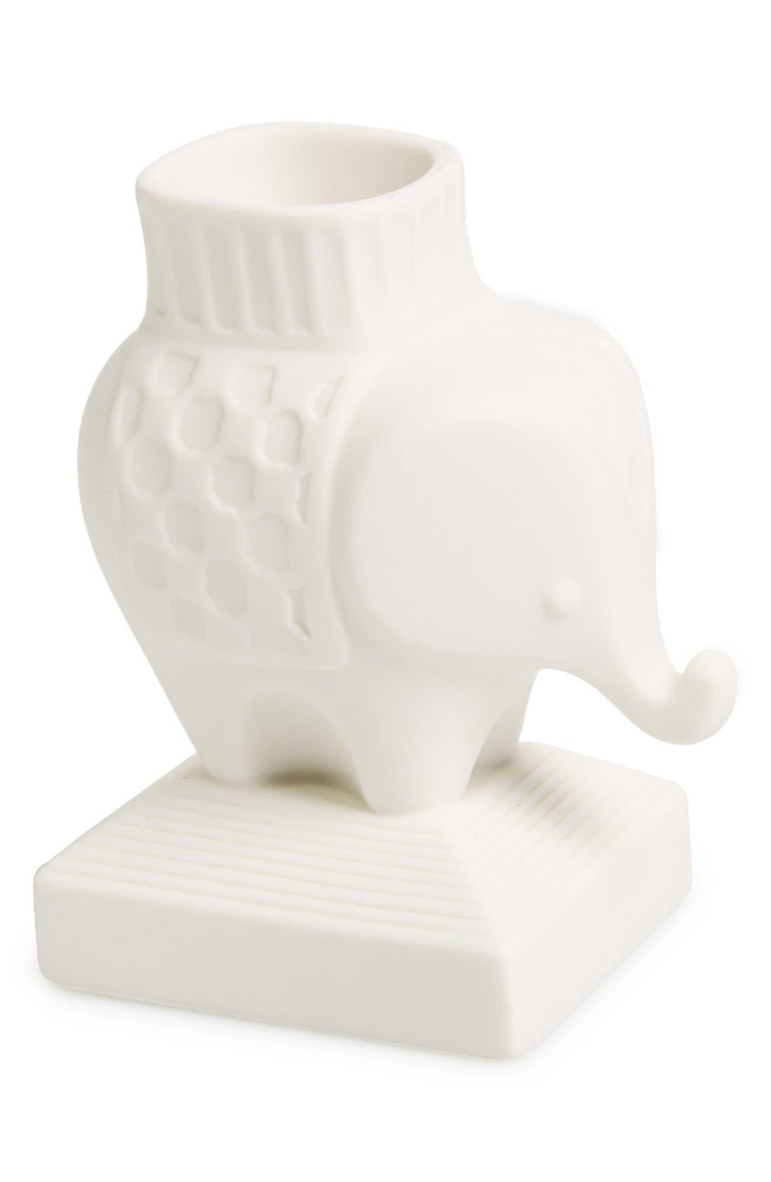 Alternate Image 1 Selected - Jonathan Adler Porcelain Elephant Match Strike
