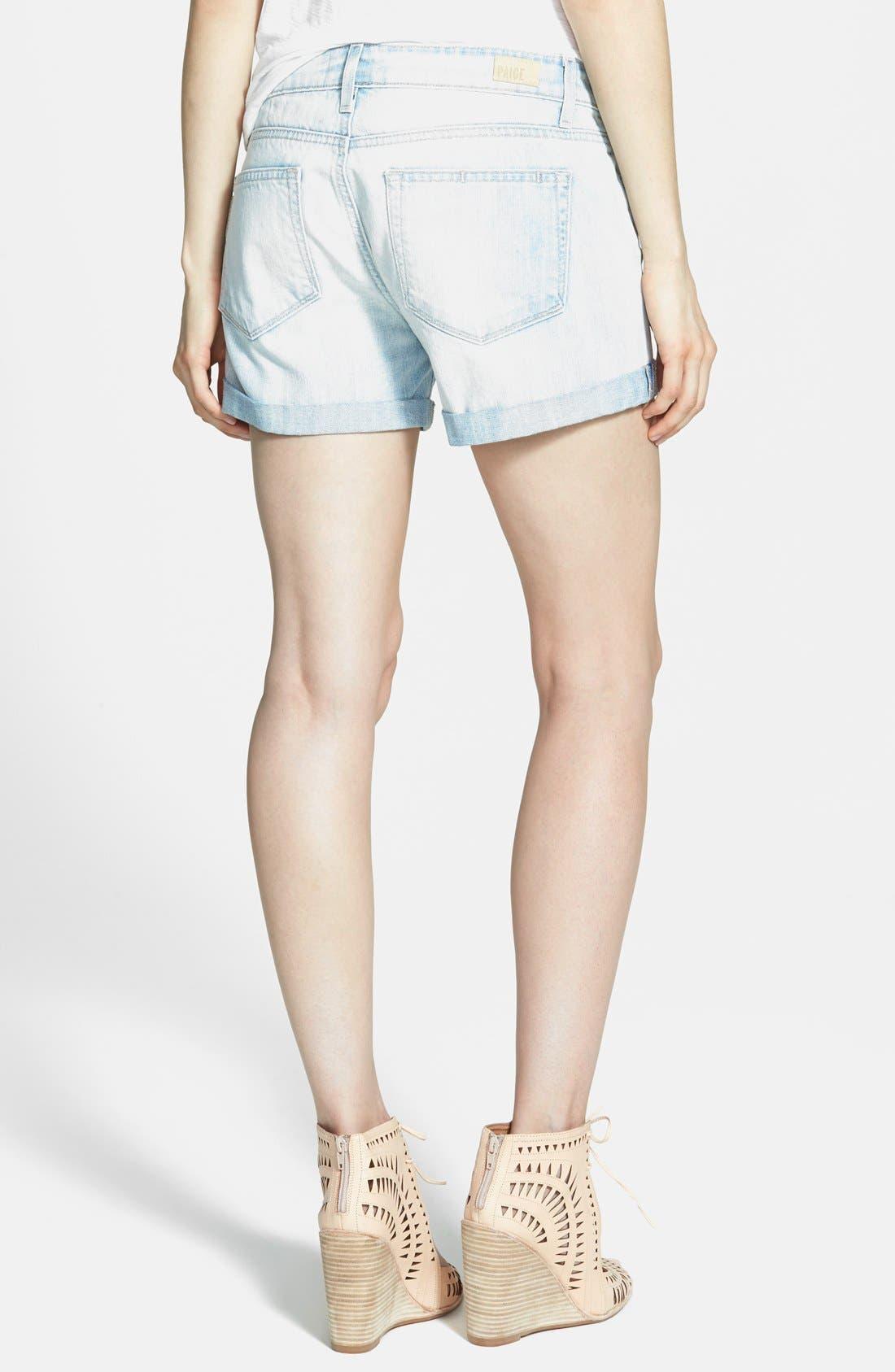 Alternate Image 2  - Paige Denim 'Jimmy Jimmy' Denim Shorts