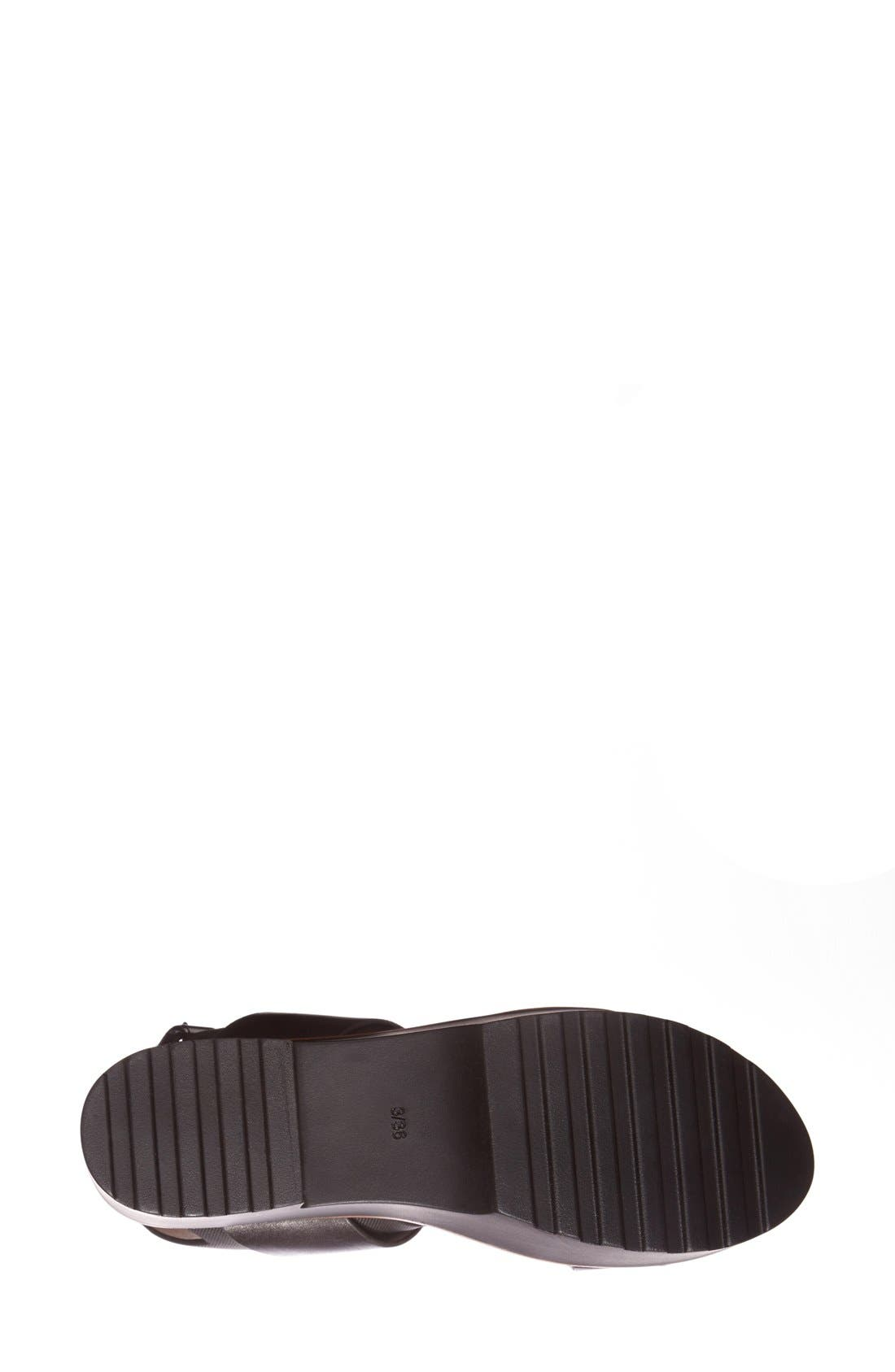 Alternate Image 4  - Topshop 'Ninja' Platform Sandal (Women)