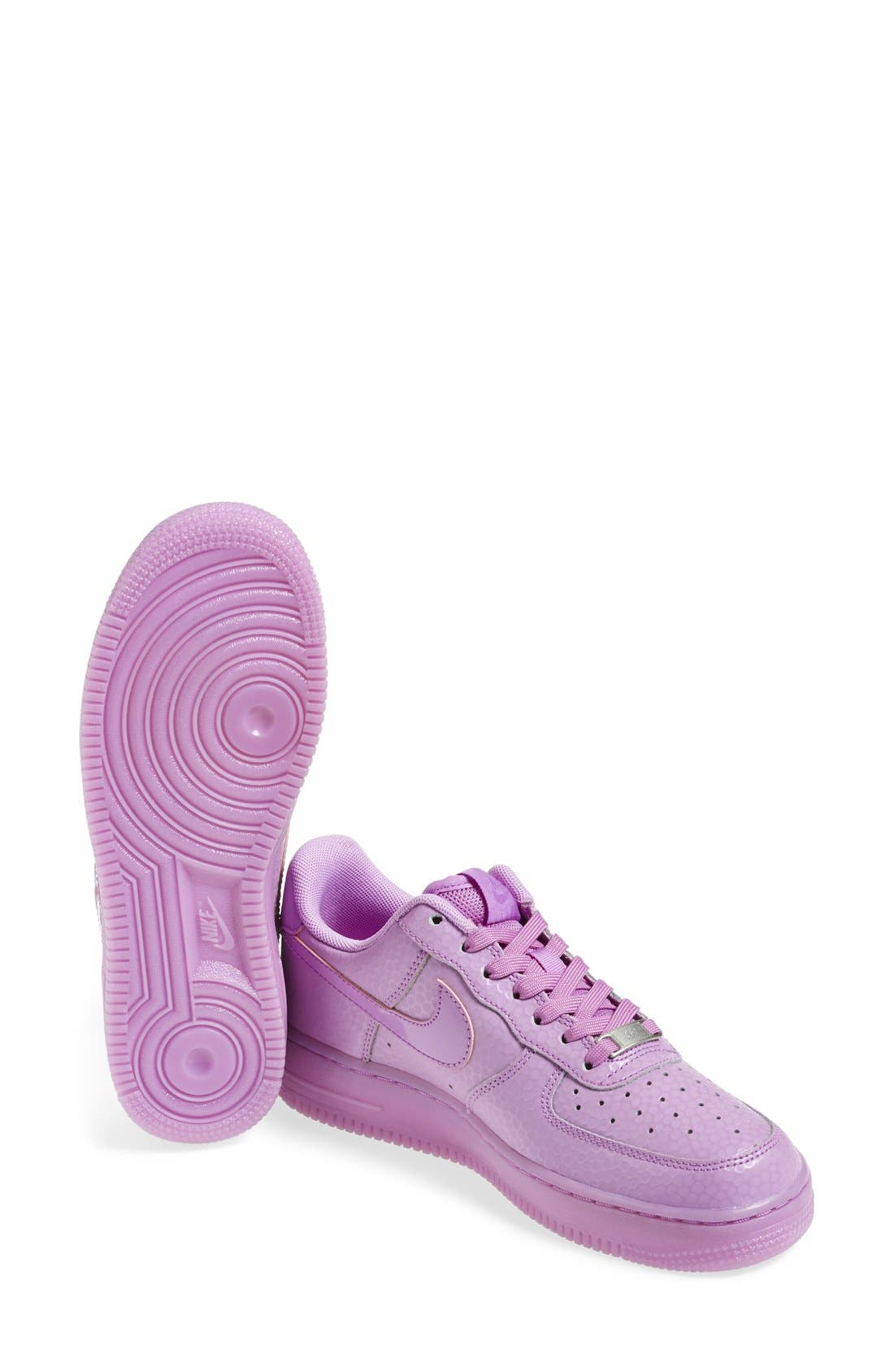 Alternate Image 5  - Nike 'Air Force 1' Sneaker (Women)