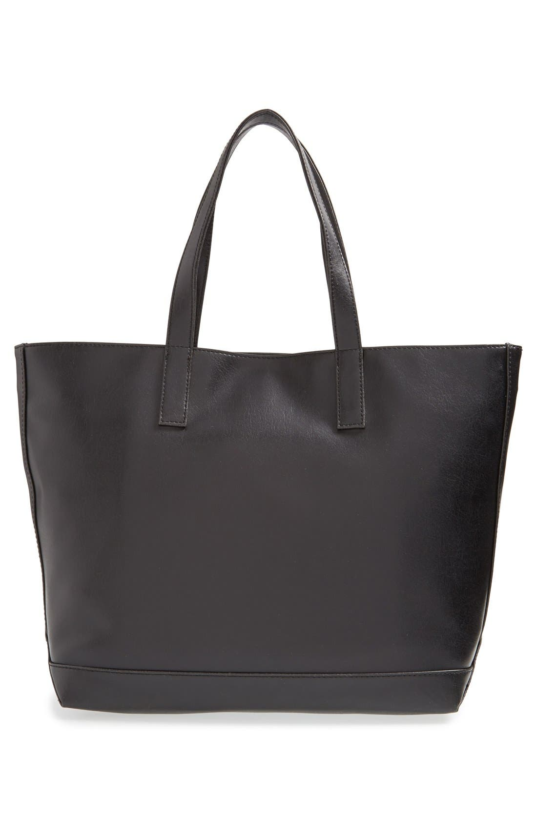 Alternate Image 3  - Matt & Nat 'Schlepp' Vegan Leather Tote