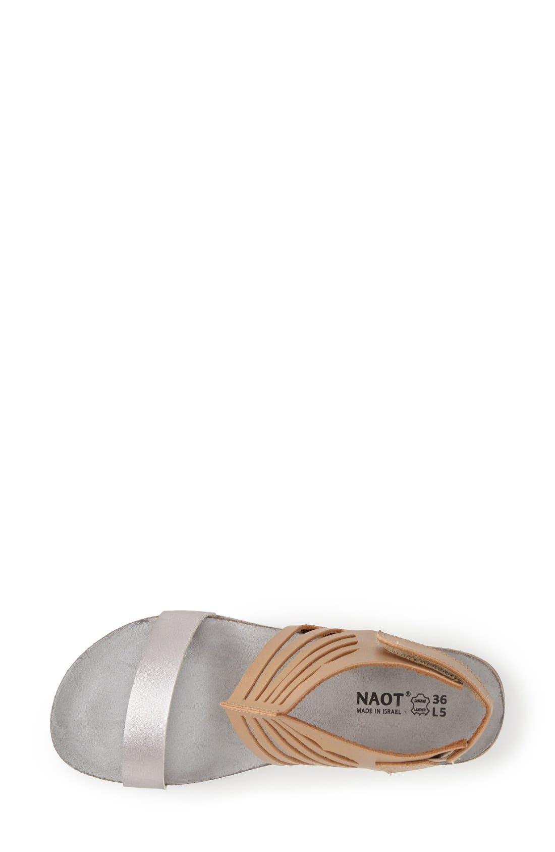 Alternate Image 3  - Naot 'Mint' Sandal (Women)