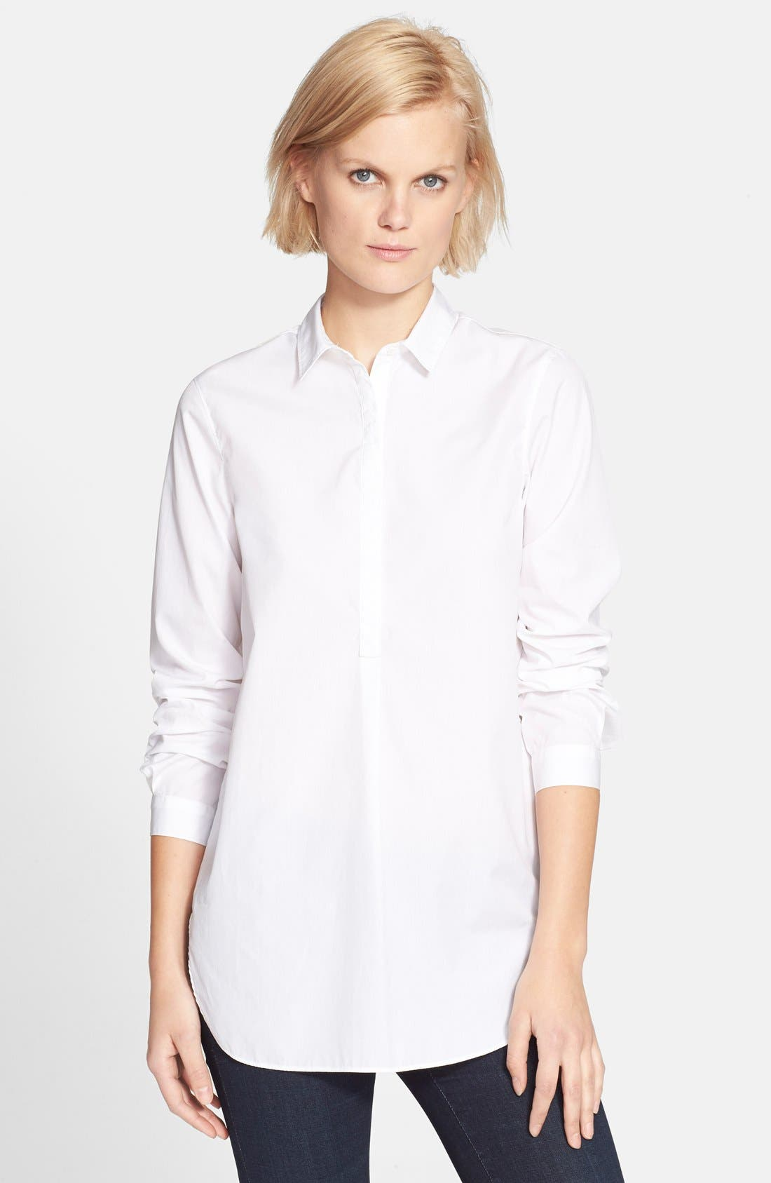 AYR 'The Easy' Cotton Poplin Shirt