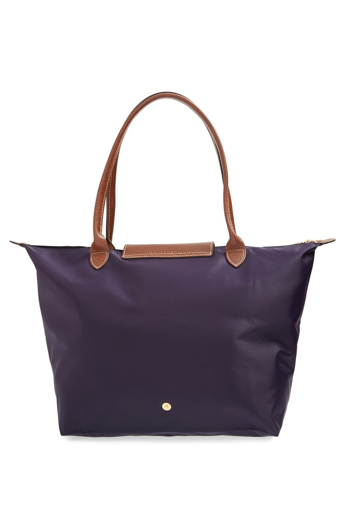 Alternate Image 3  - Longchamp 'Large Le Pliage' Nylon Tote