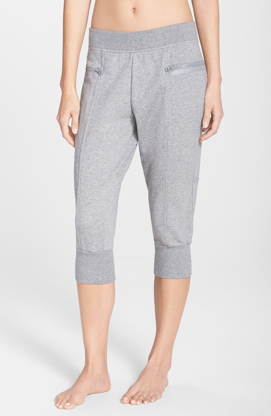 Main Image - adidas by Stella McCartney 'Ess' Organic Cotton Sweatpants