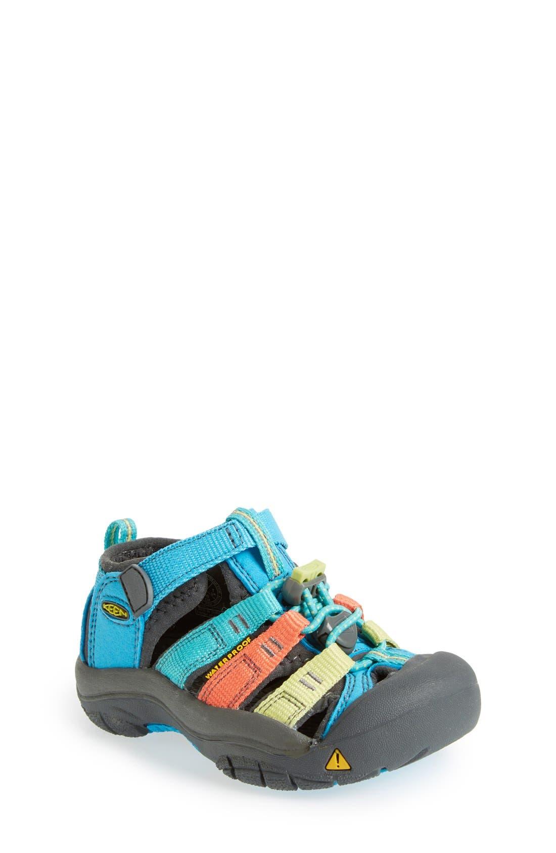 Main Image - Keen 'Newport H2' Waterproof Sandal (Baby, Walker, Toddler, Little Kid & Big Kid)
