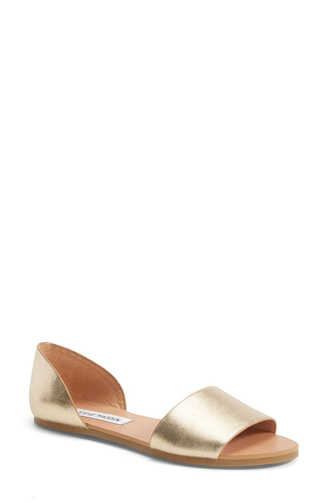 Alternate Image 1 Selected - Steve Madden 'Twostp' d'Orsay Sandal (Women)